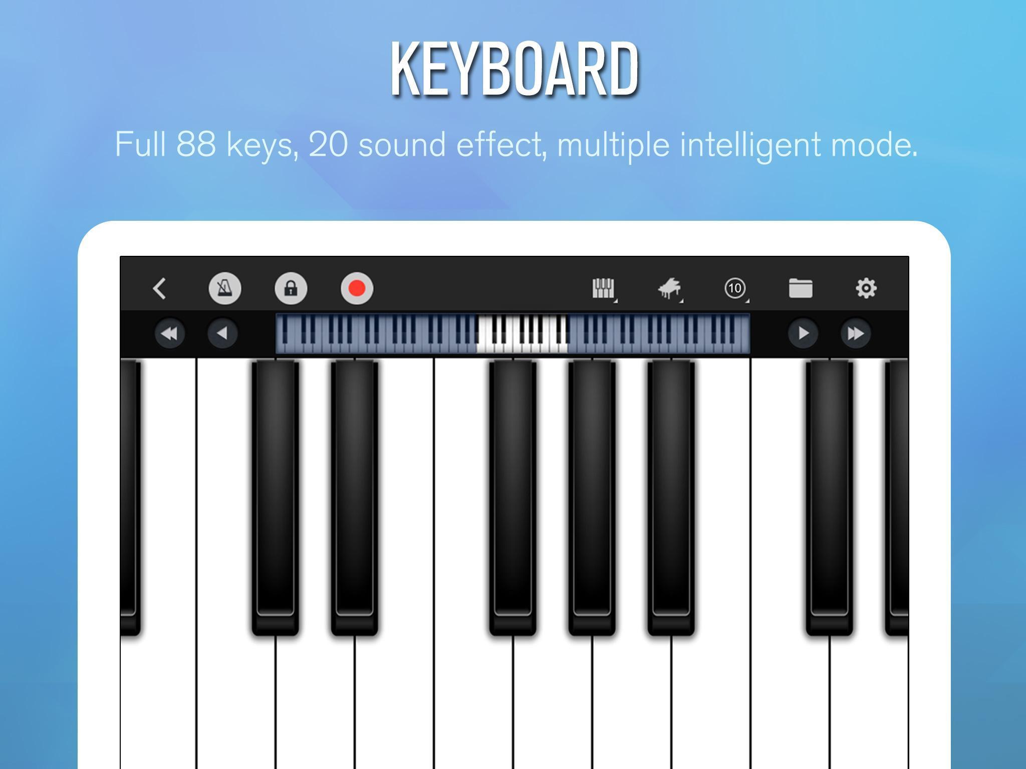 Perfect Piano 7.5.3 Screenshot 16