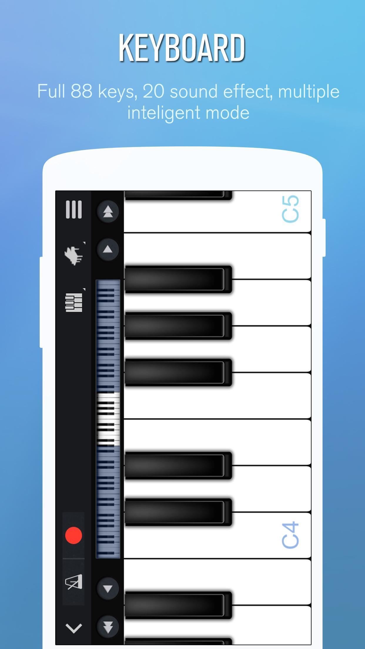 Perfect Piano 7.5.3 Screenshot 2