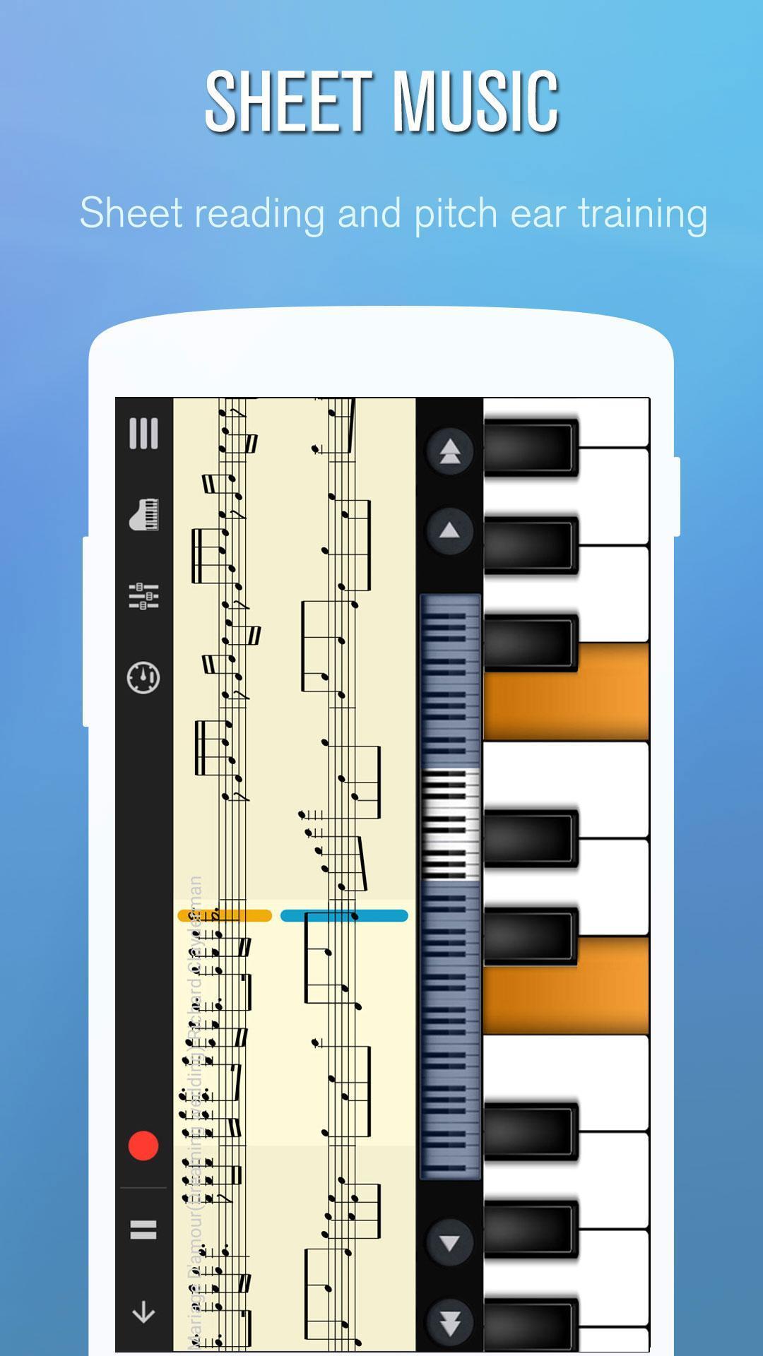 Perfect Piano 7.5.3 Screenshot 6