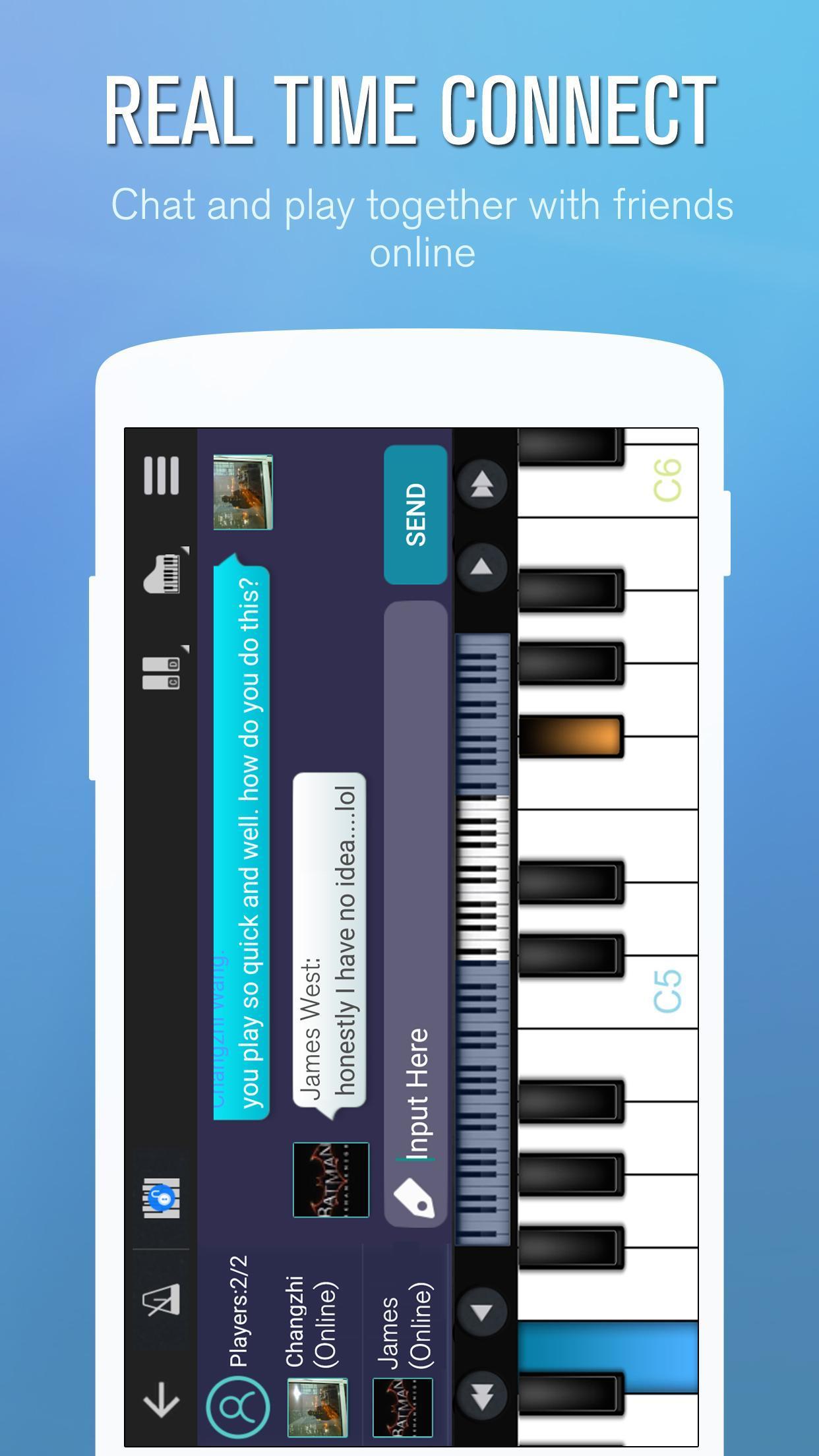 Perfect Piano 7.5.3 Screenshot 7