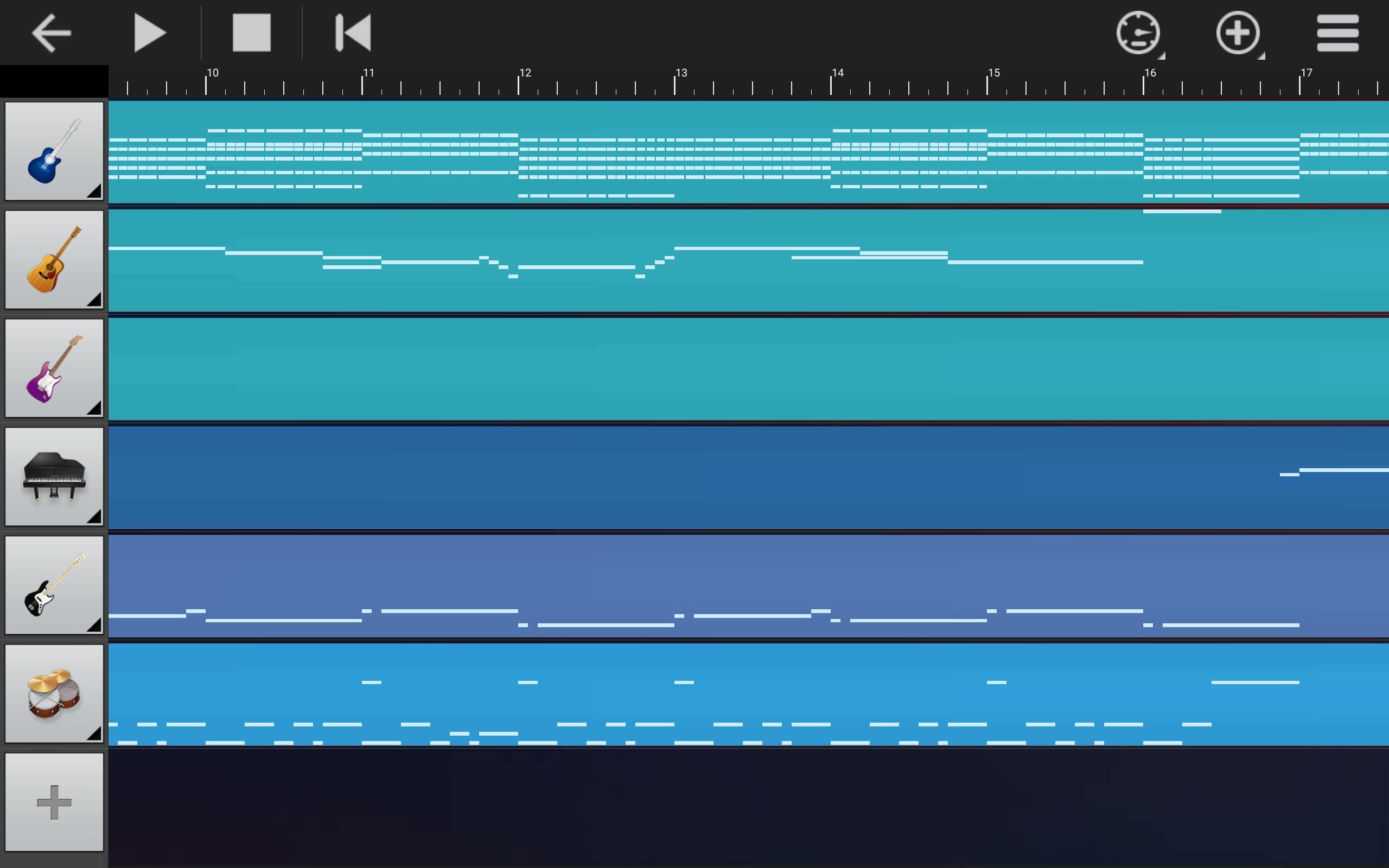 Walk Band Multitracks Music 7.4.1 Screenshot 15