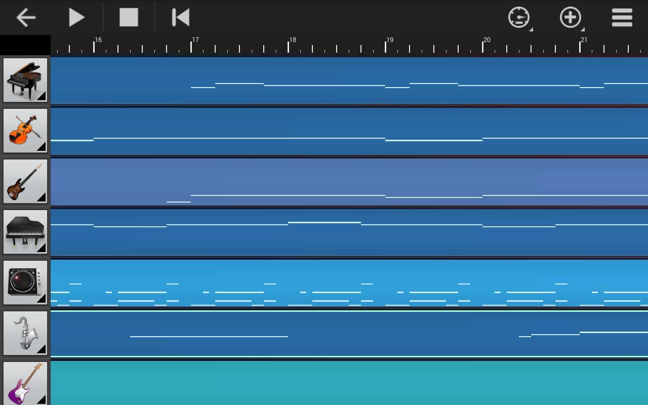 Walk Band Multitracks Music 7.4.1 Screenshot 22
