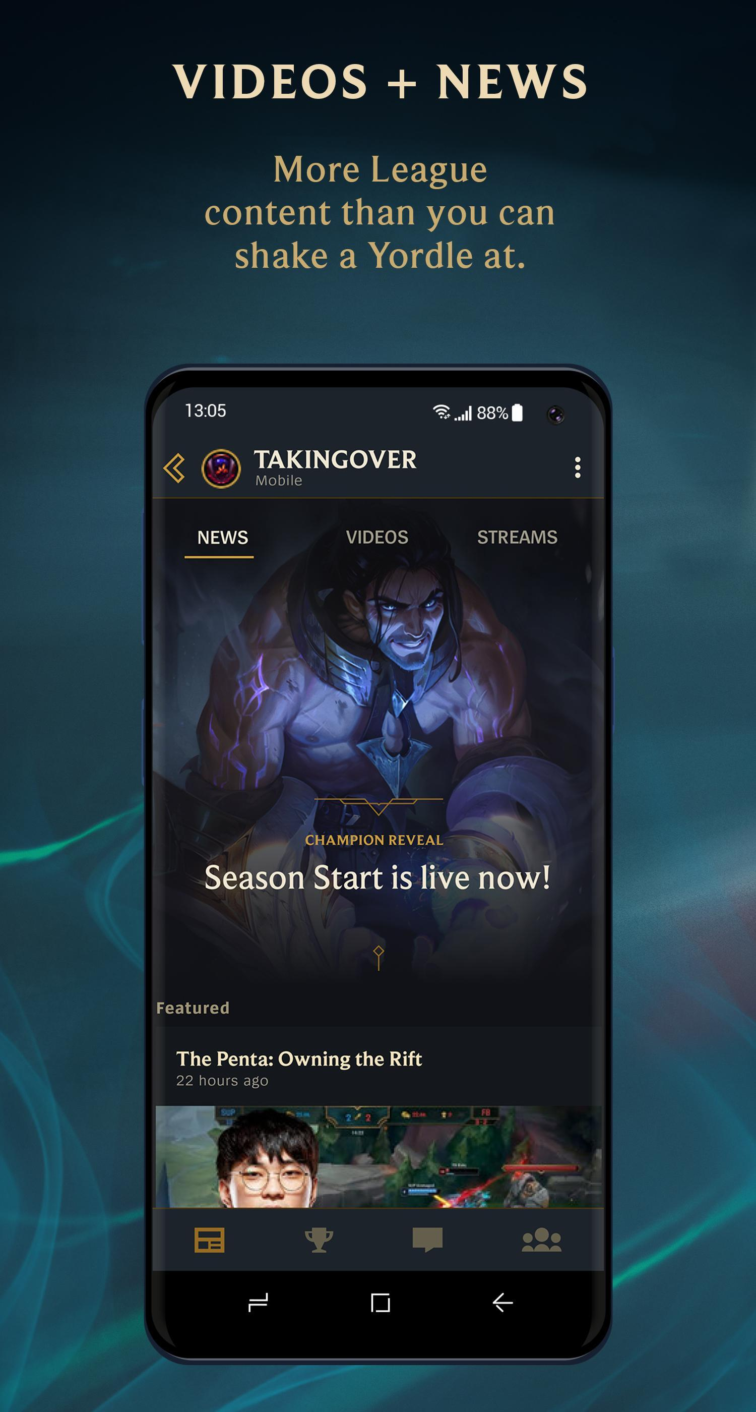 League+ 1.10.1 Screenshot 2