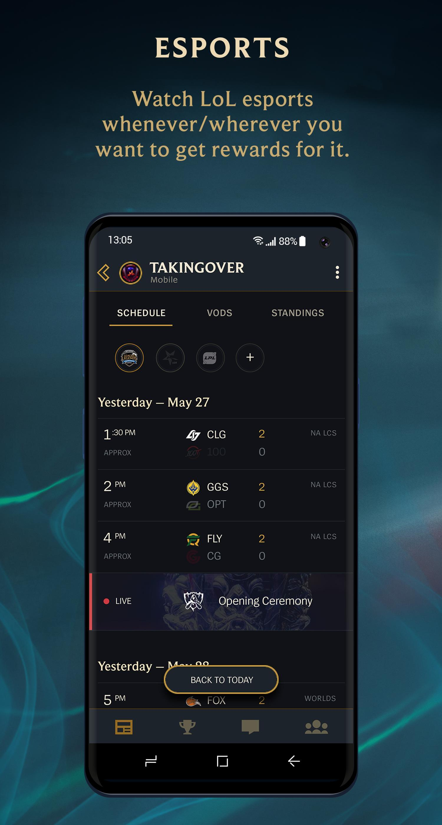 League+ 1.10.1 Screenshot 3