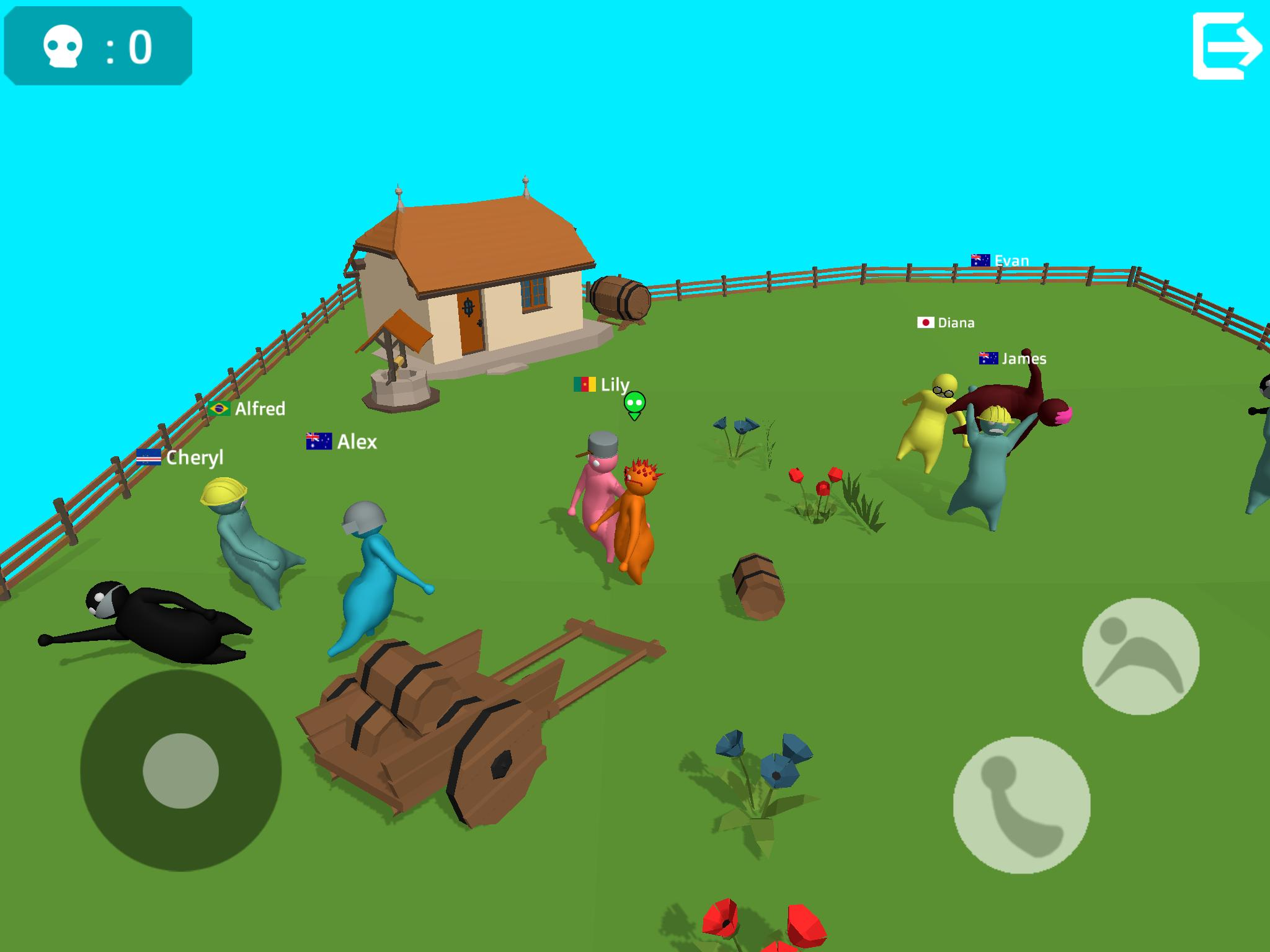 Noodleman.io - Fight Party Games 3.3 Screenshot 10