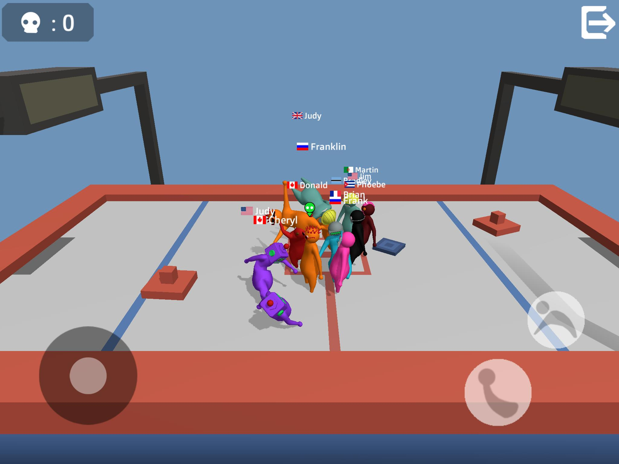 Noodleman.io - Fight Party Games 3.3 Screenshot 12