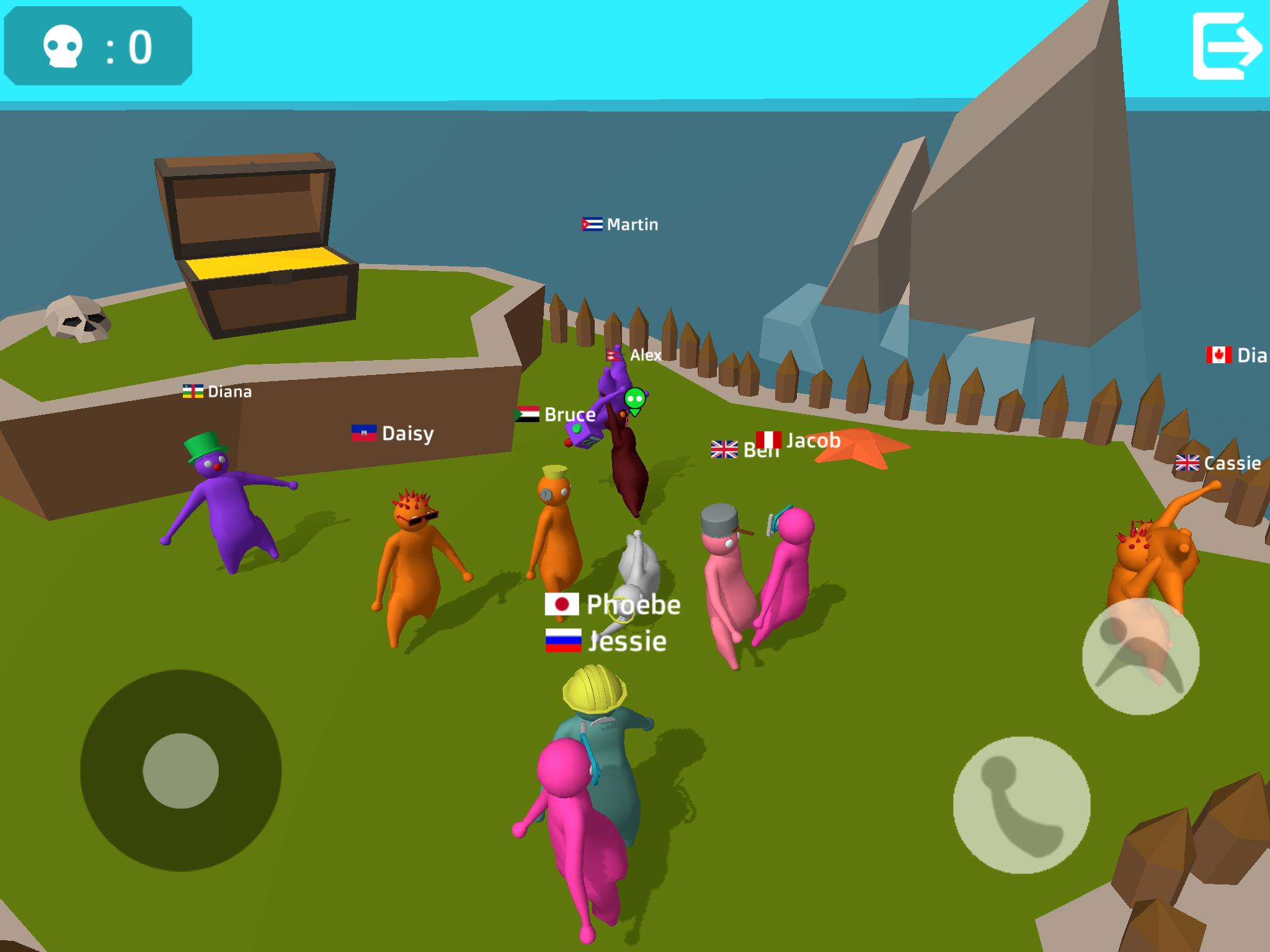 Noodleman.io - Fight Party Games 3.3 Screenshot 13