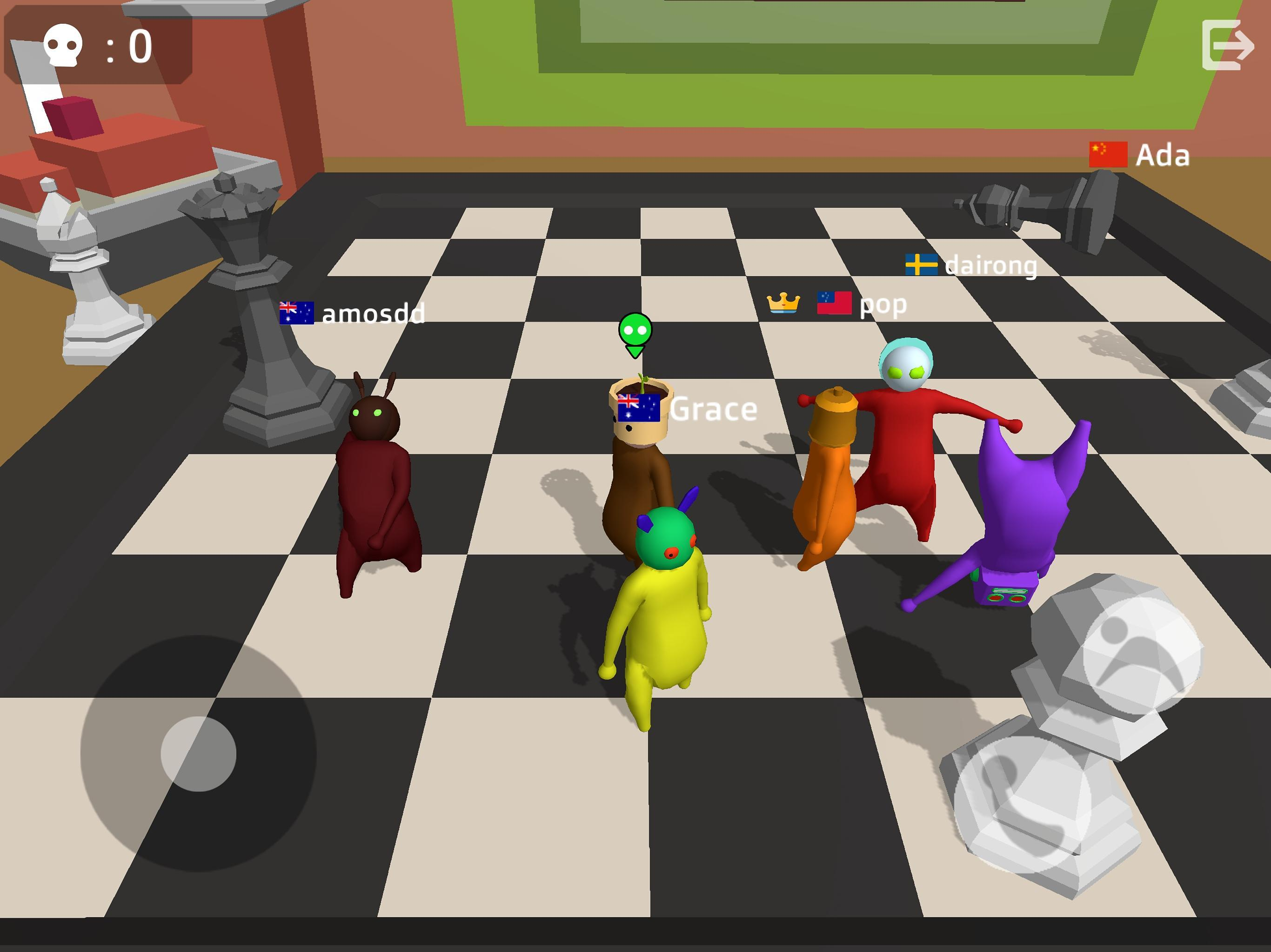 Noodleman.io - Fight Party Games 3.3 Screenshot 16