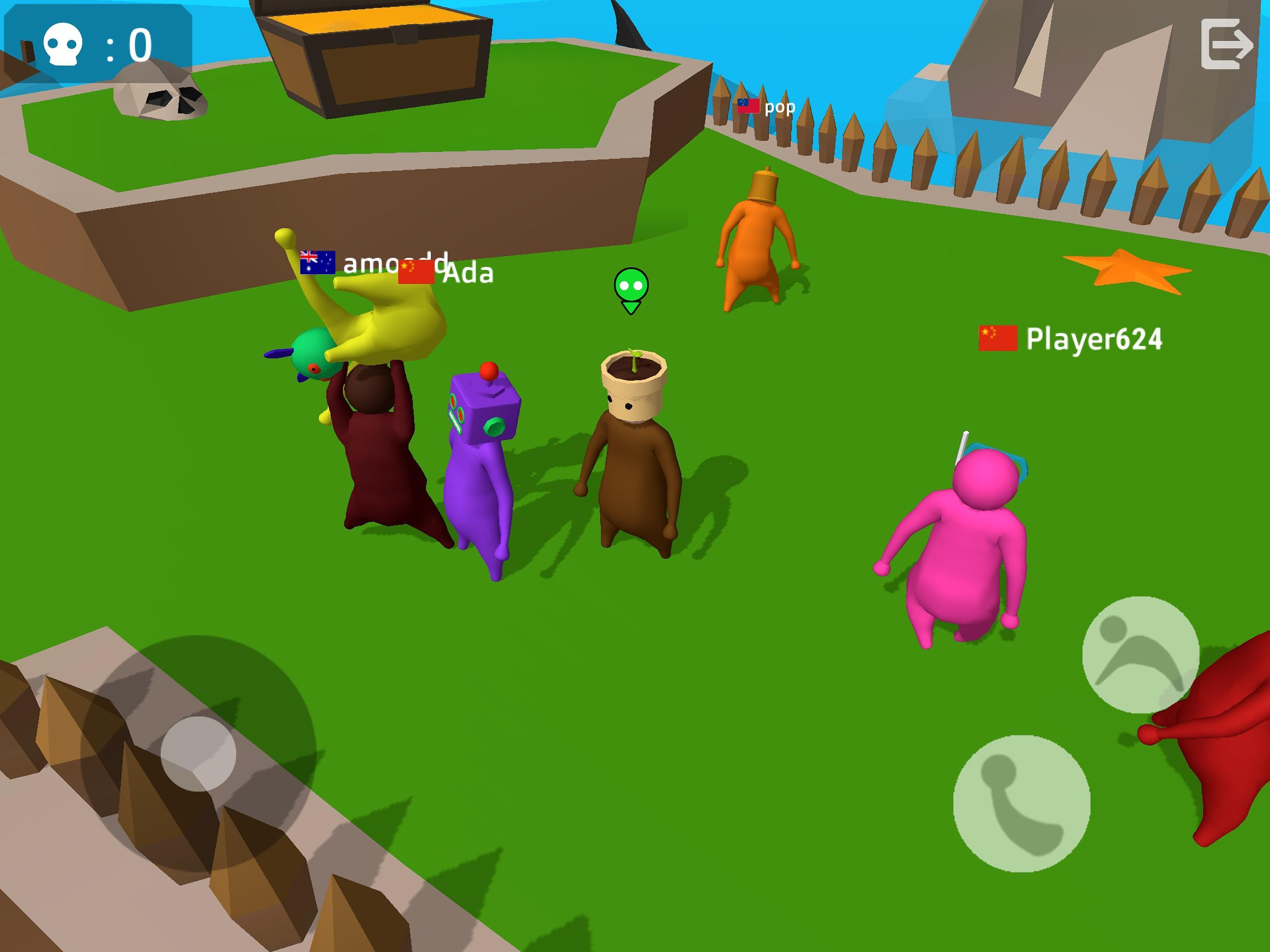 Noodleman.io - Fight Party Games 3.3 Screenshot 20