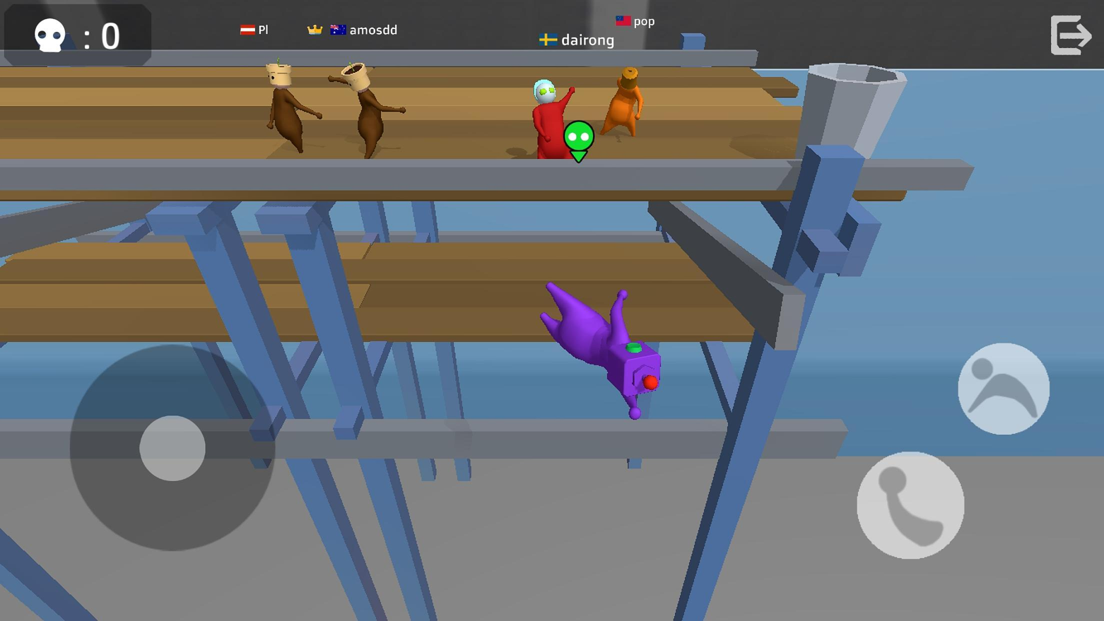 Noodleman.io - Fight Party Games 3.3 Screenshot 3