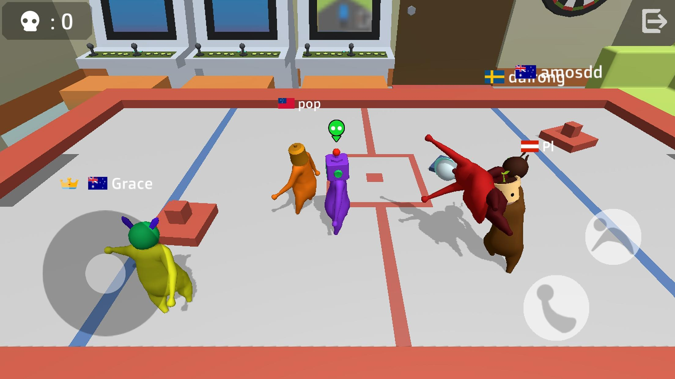 Noodleman.io - Fight Party Games 3.3 Screenshot 4