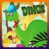 Little Dino World app icon