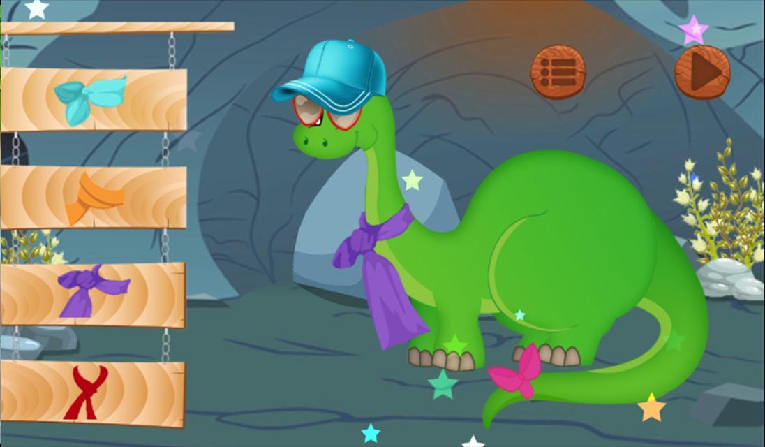 Little Dino World 1.3 Screenshot 1