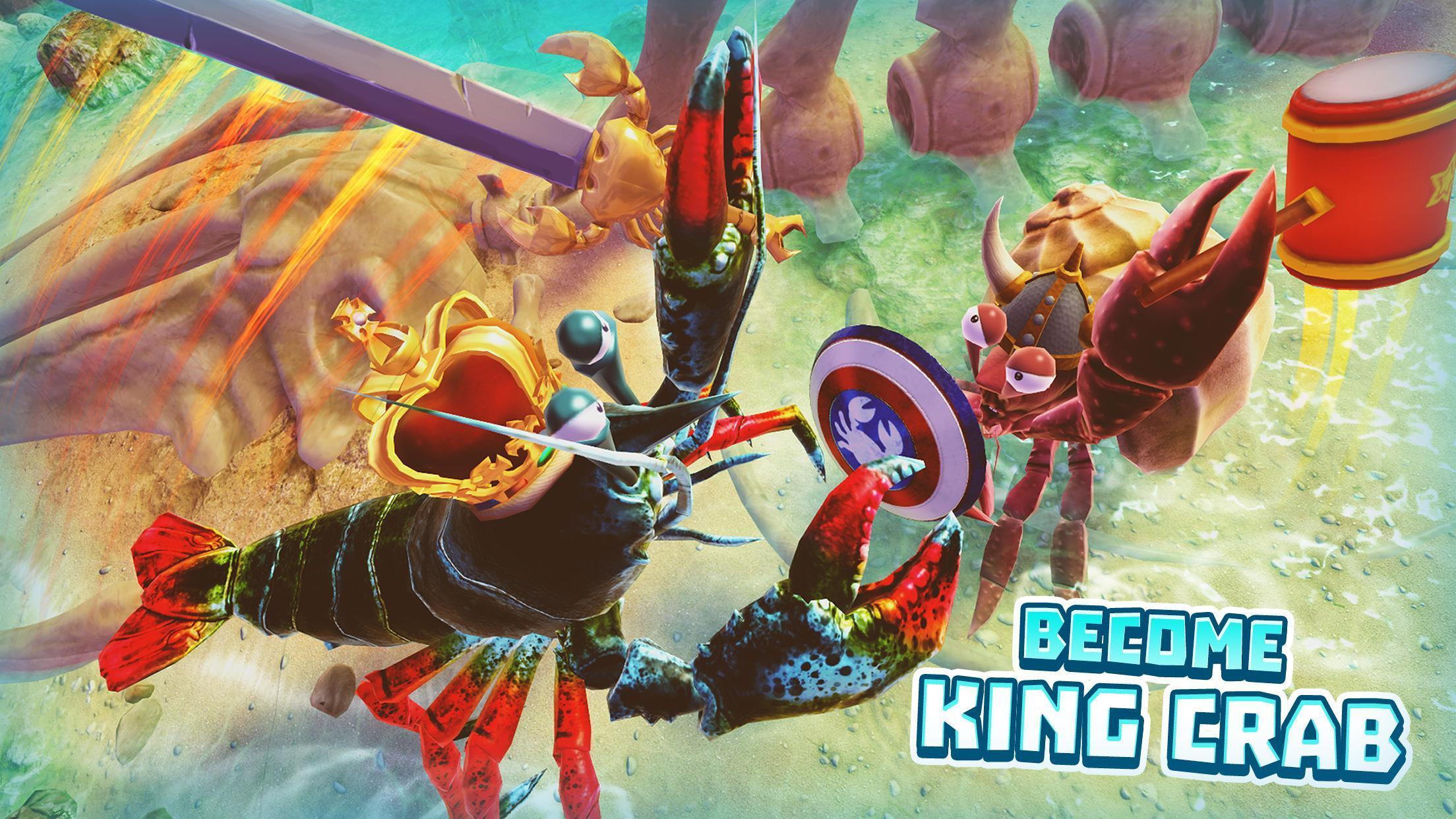 King of Crabs 1.10.2 Screenshot 1