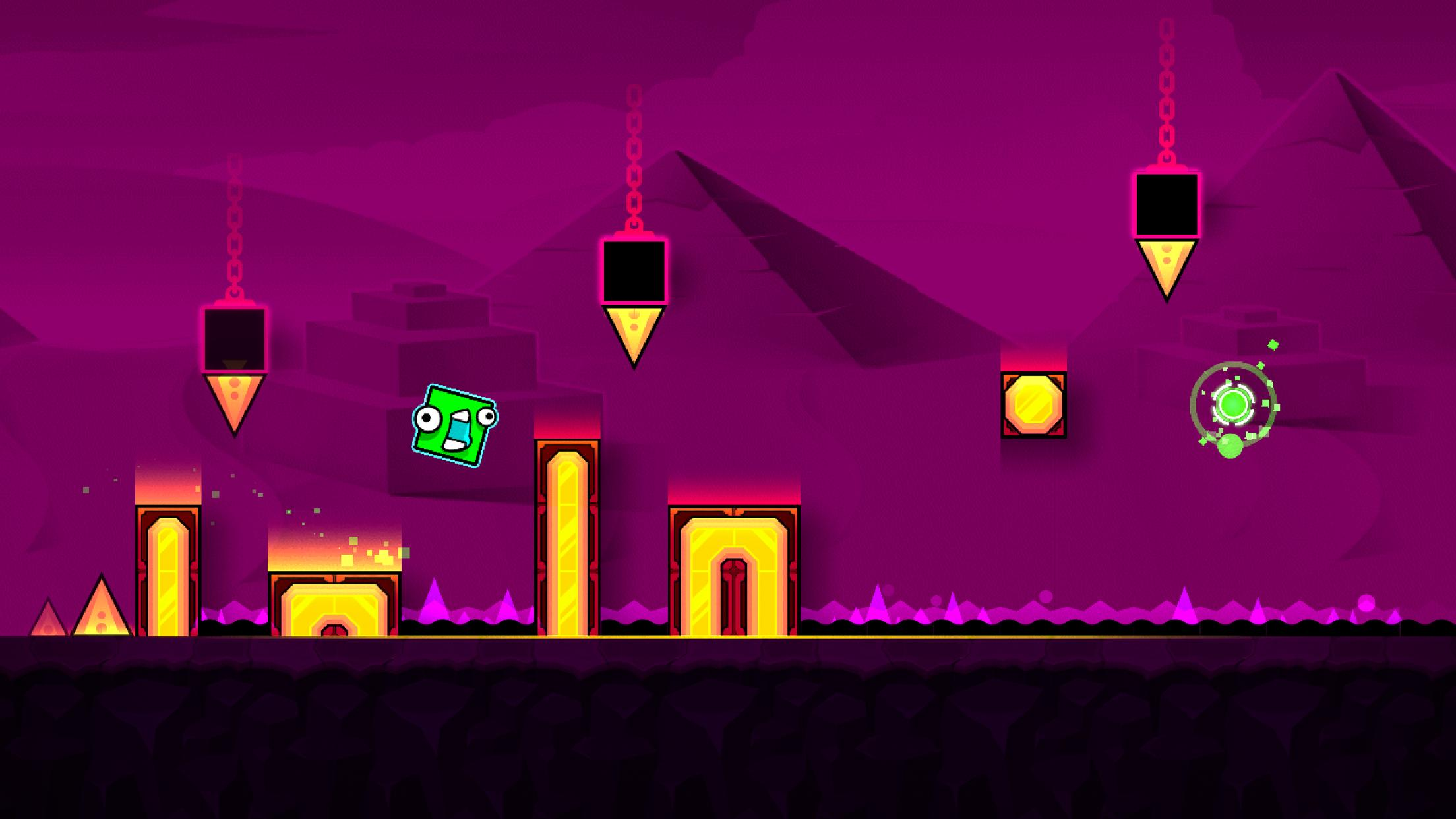 Geometry Dash SubZero 1.00 Screenshot 1