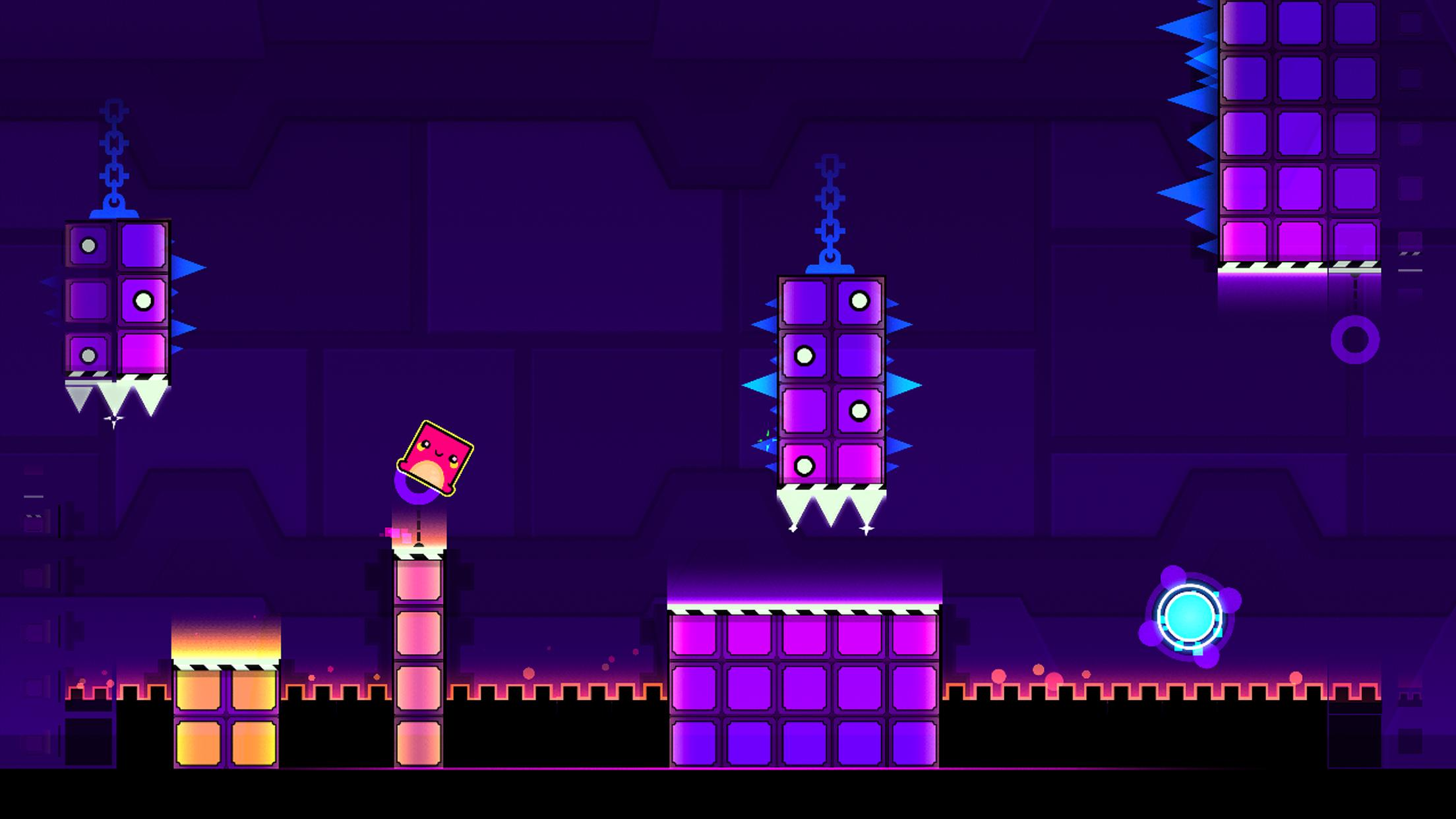 Geometry Dash SubZero 1.00 Screenshot 3