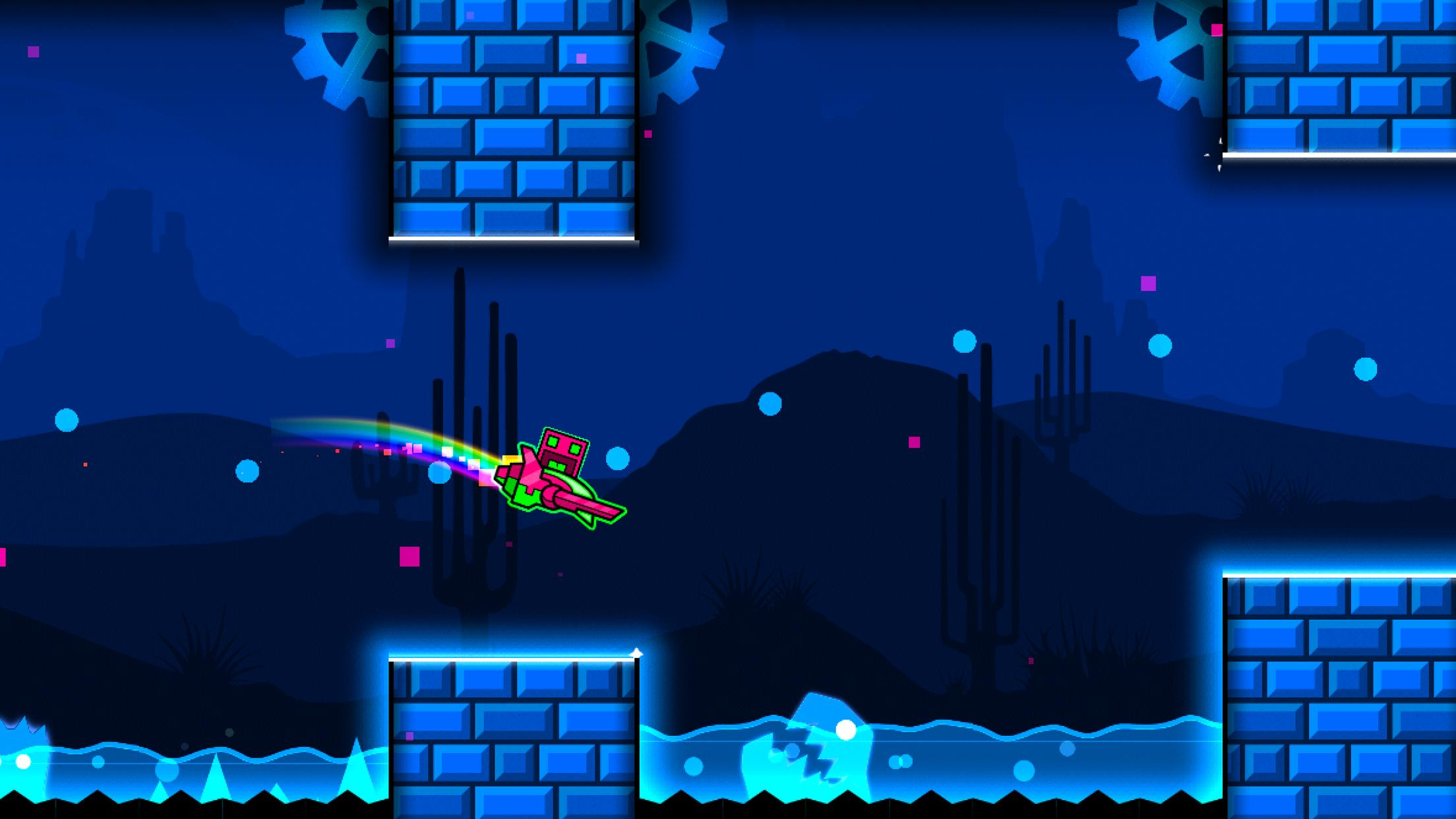 Geometry Dash SubZero 1.00 Screenshot 4