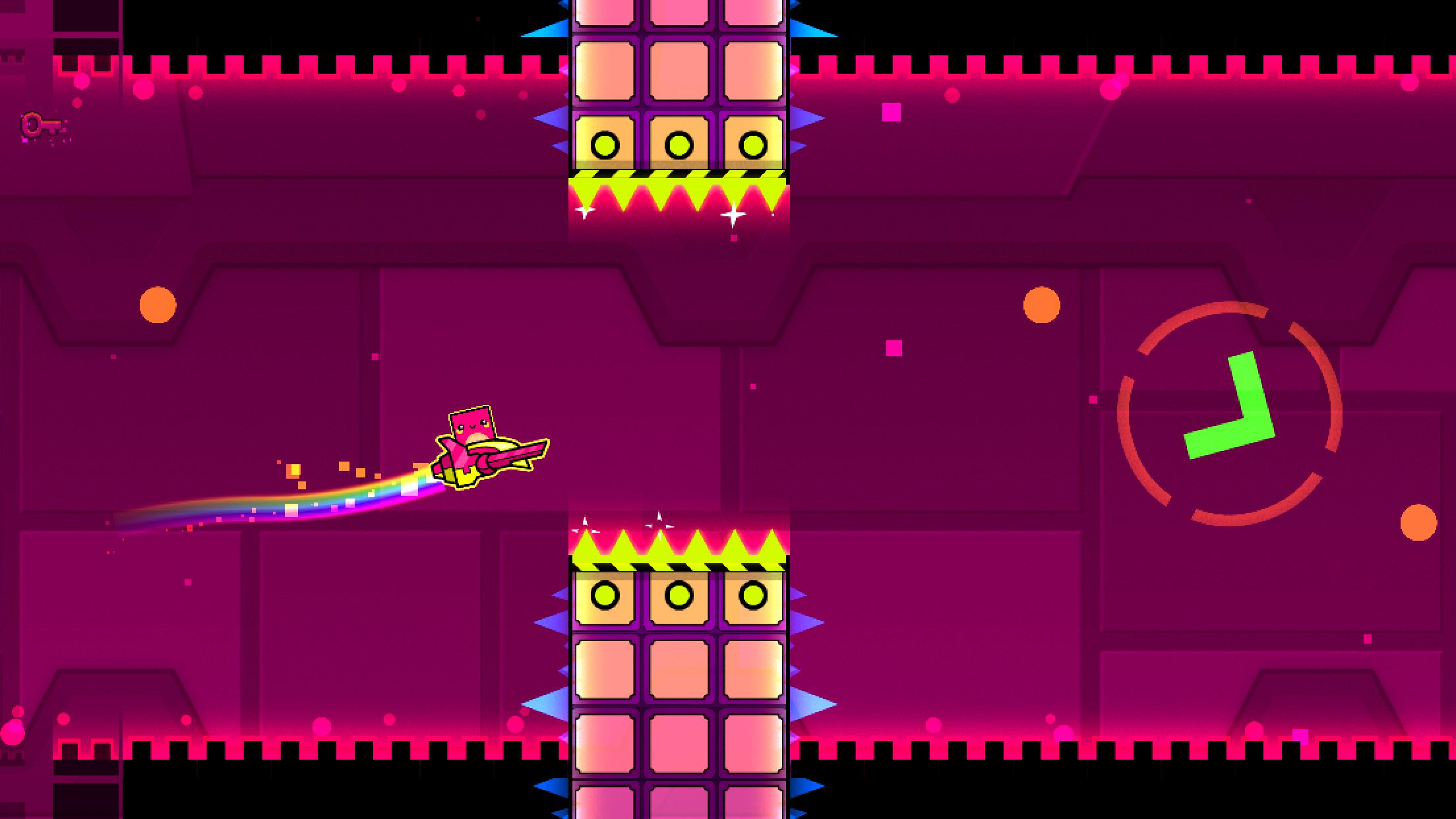 Geometry Dash SubZero 1.00 Screenshot 5
