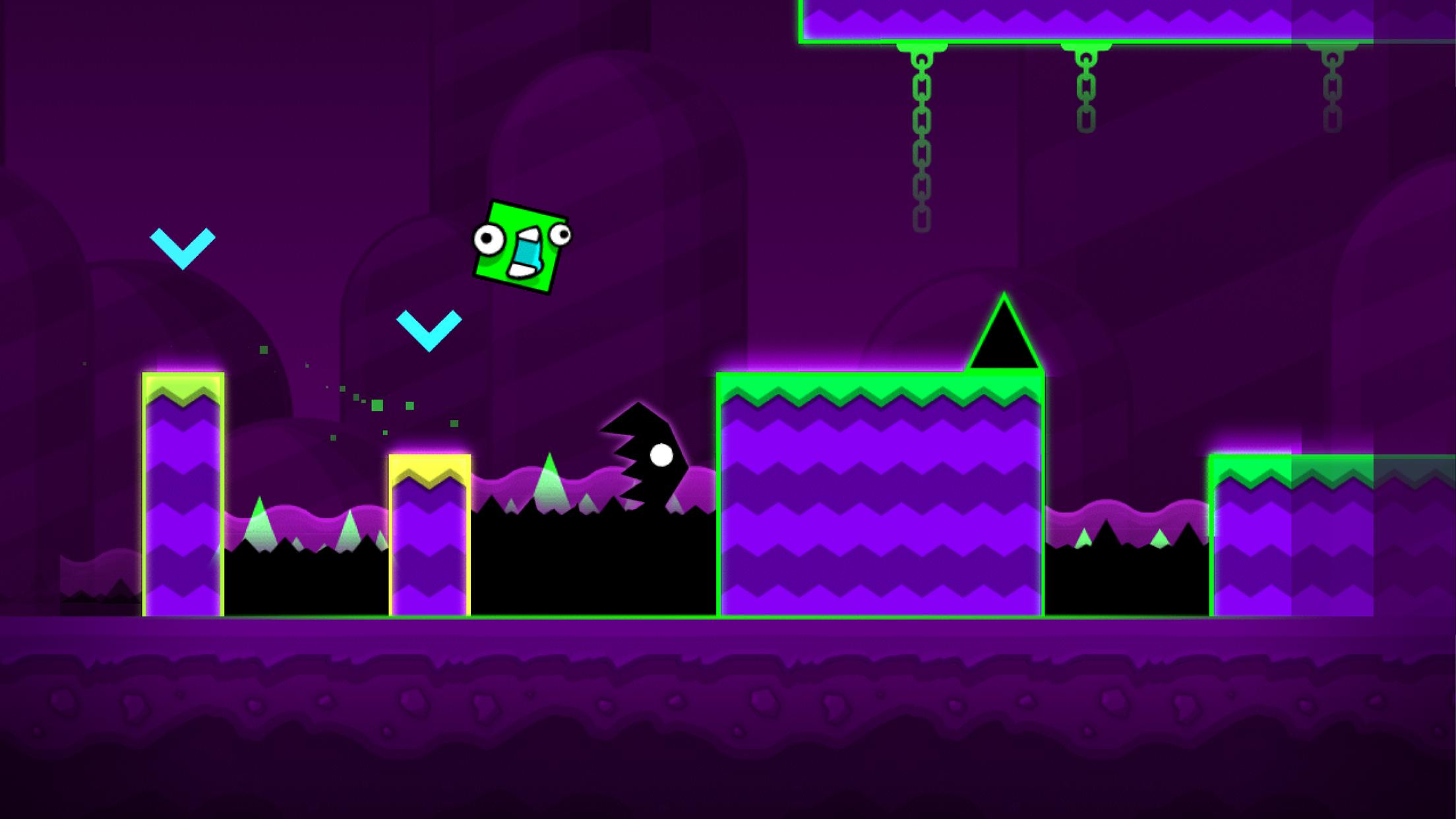 Geometry Dash World 1.03 Screenshot 1