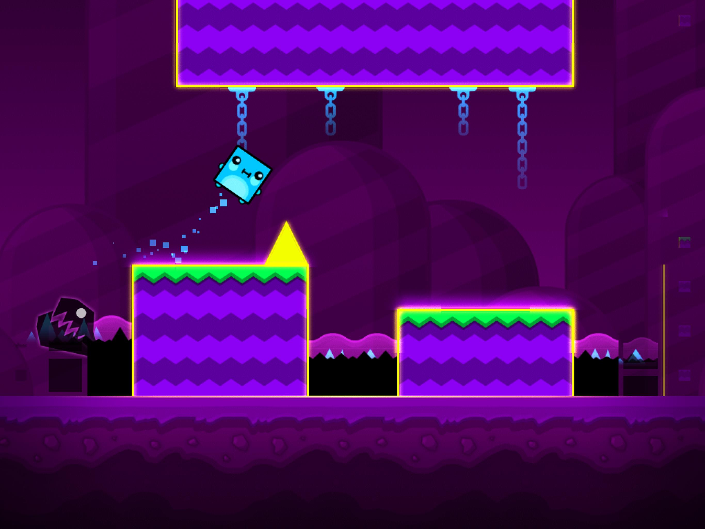 Geometry Dash World 1.03 Screenshot 11