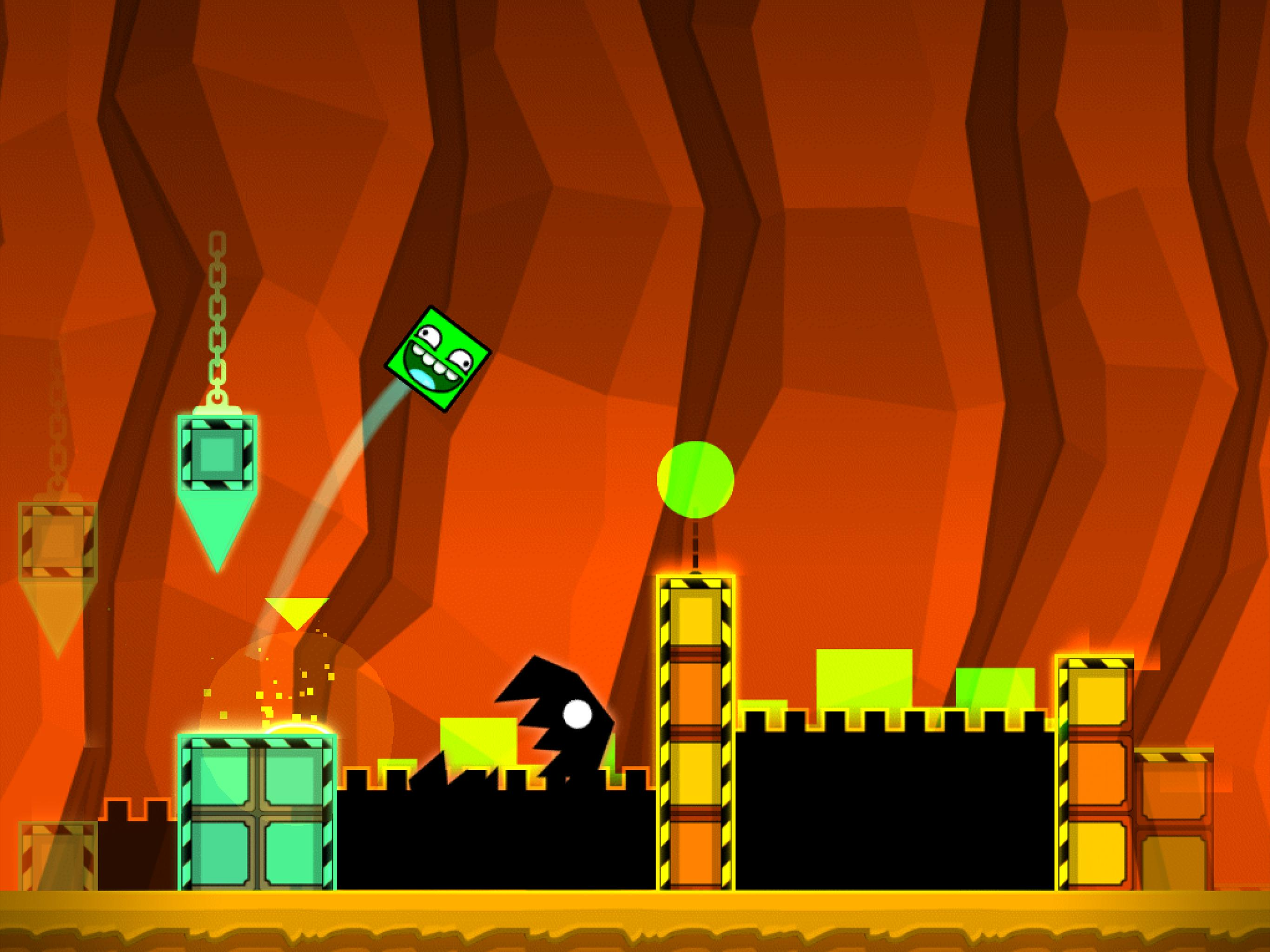 Geometry Dash World 1.03 Screenshot 15