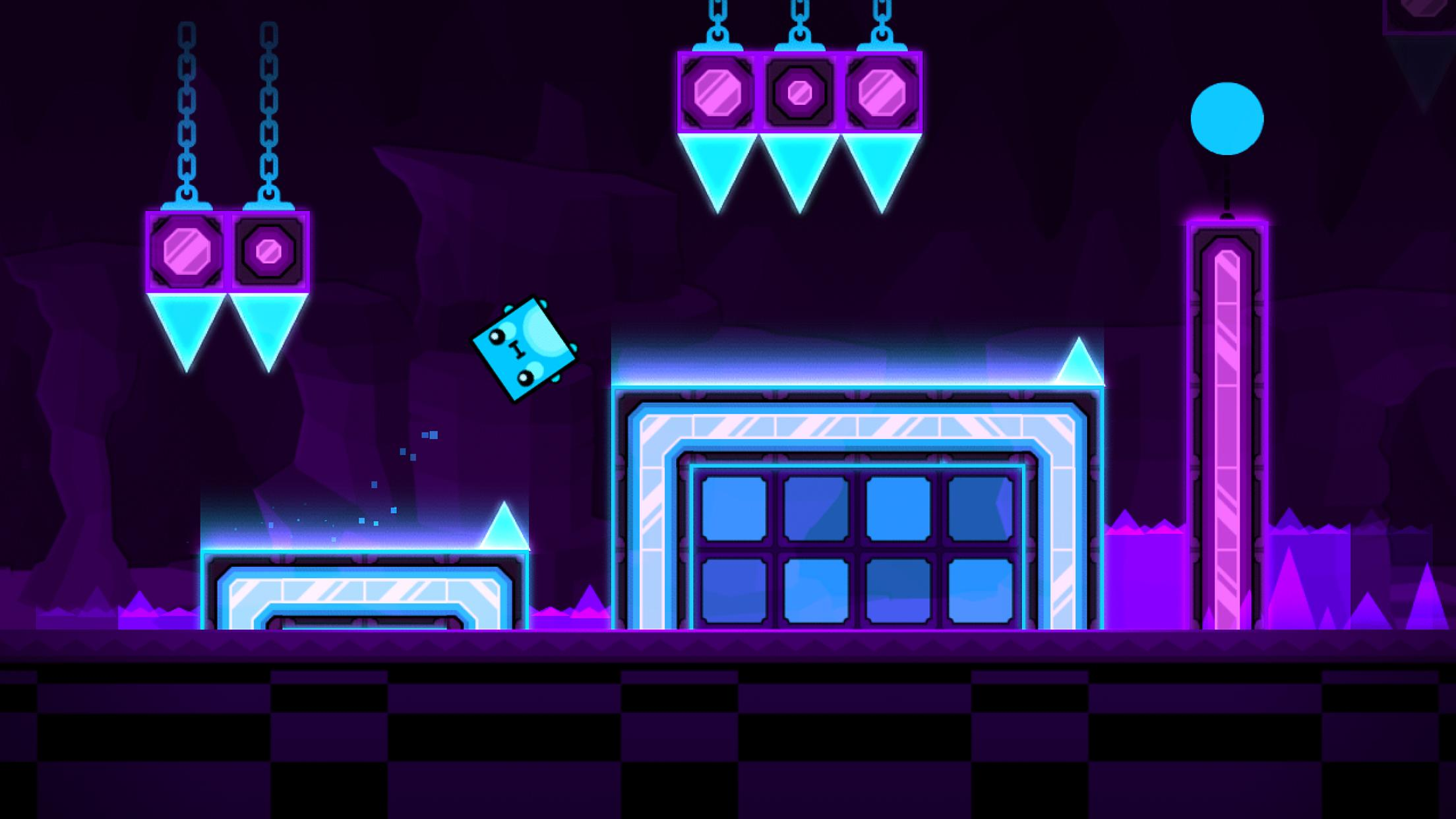Geometry Dash World 1.03 Screenshot 4