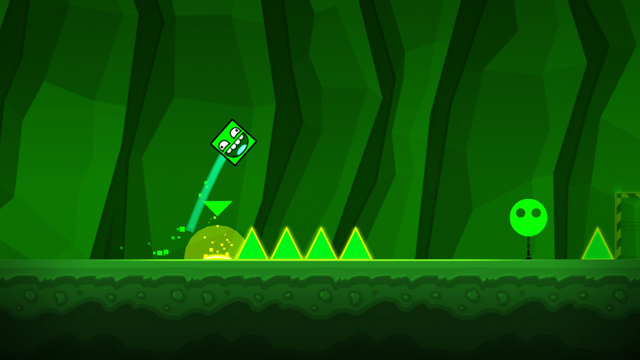 Geometry Dash World 1.03 Screenshot 5