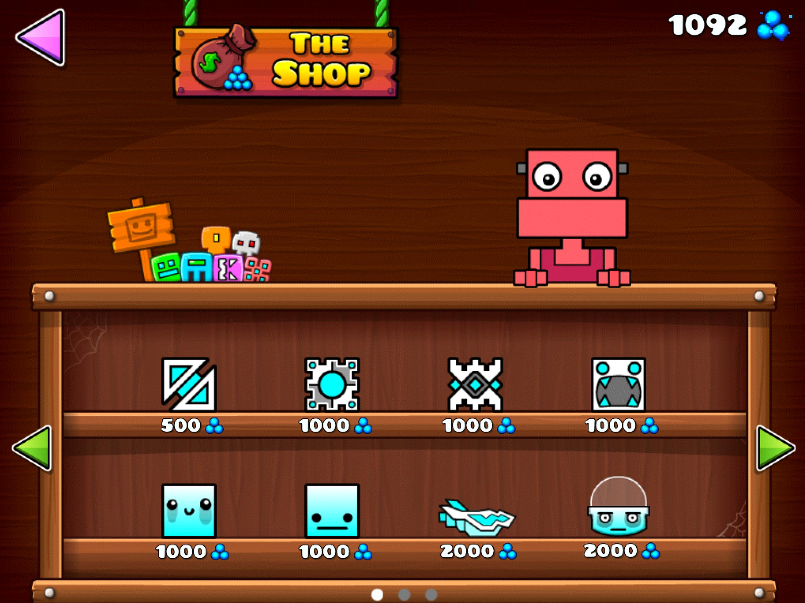 Geometry Dash World 1.03 Screenshot 8