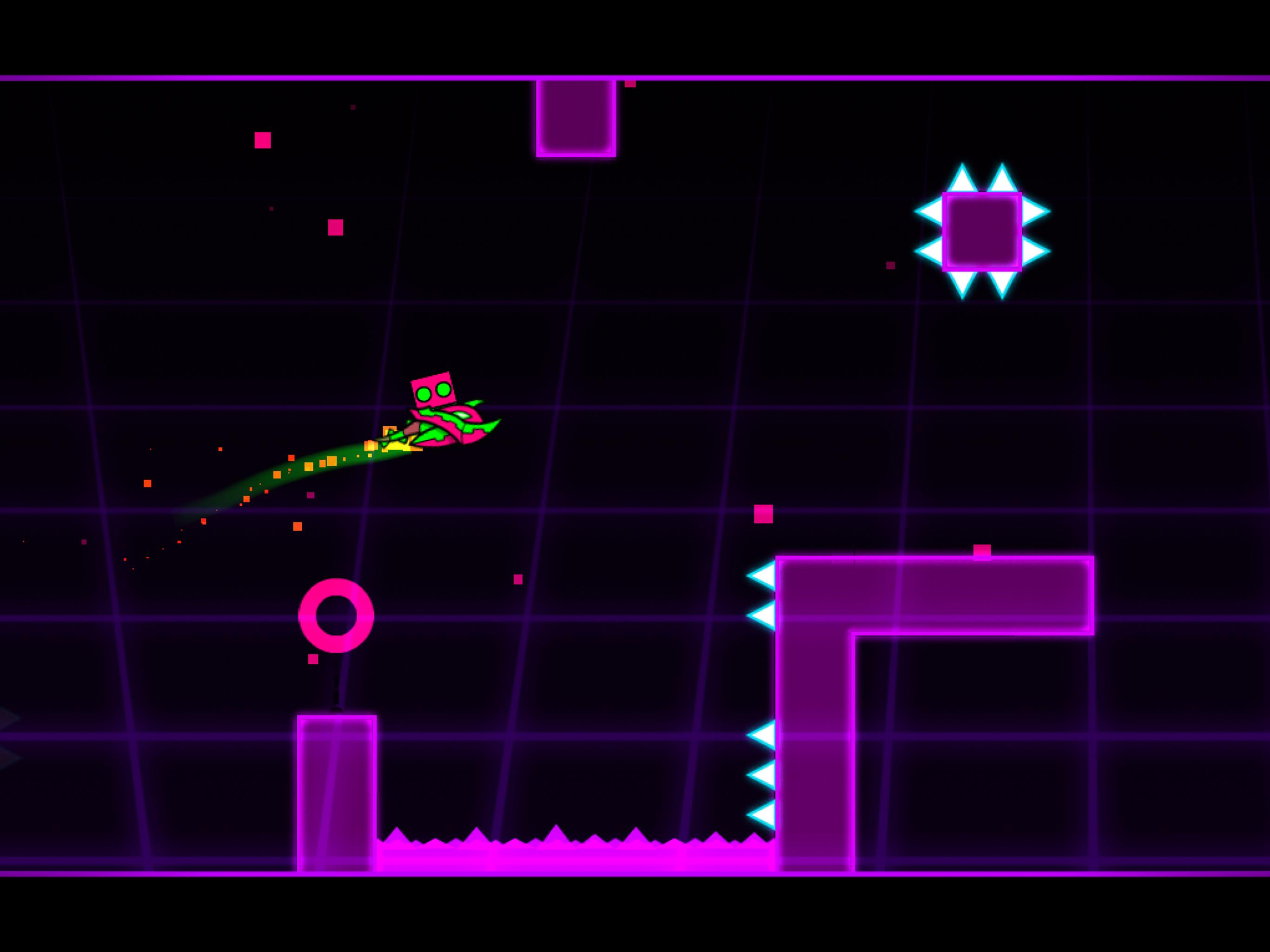 Geometry Dash World 1.03 Screenshot 9