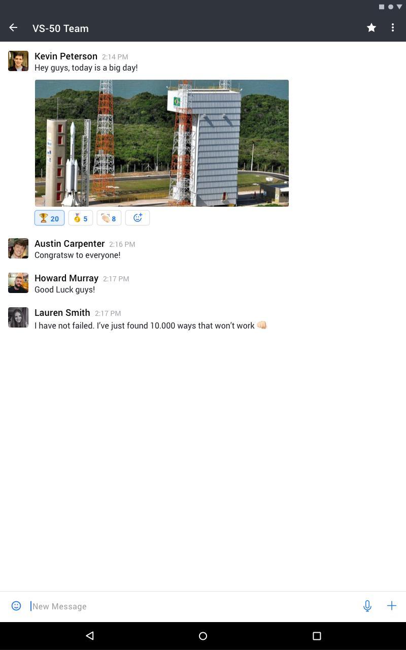 Rocket.Chat 4.5.2 Screenshot 7