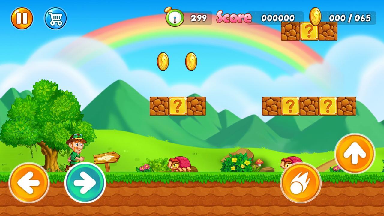 Super Jake's Adventure – Jump & Run! 1.6.3 Screenshot 1