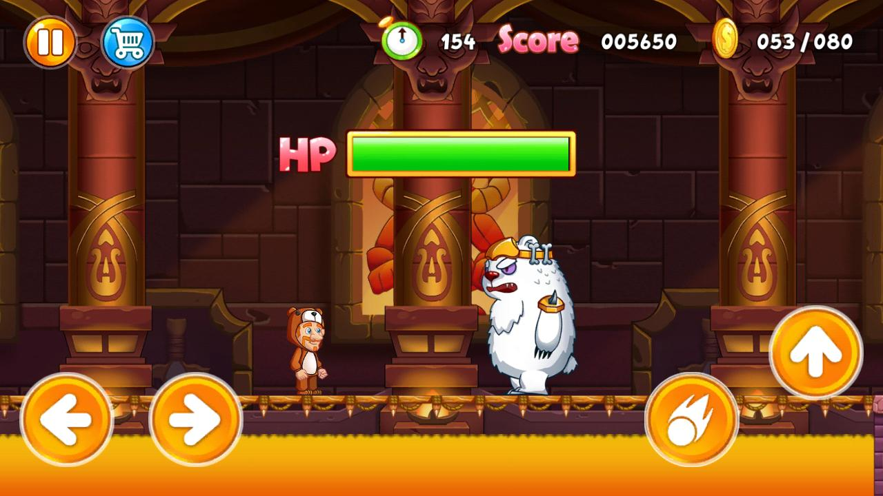 Super Jake's Adventure – Jump & Run! 1.6.3 Screenshot 2