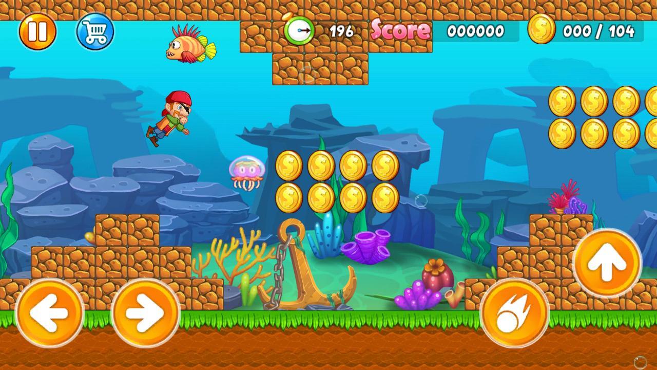 Super Jake's Adventure – Jump & Run! 1.6.3 Screenshot 3