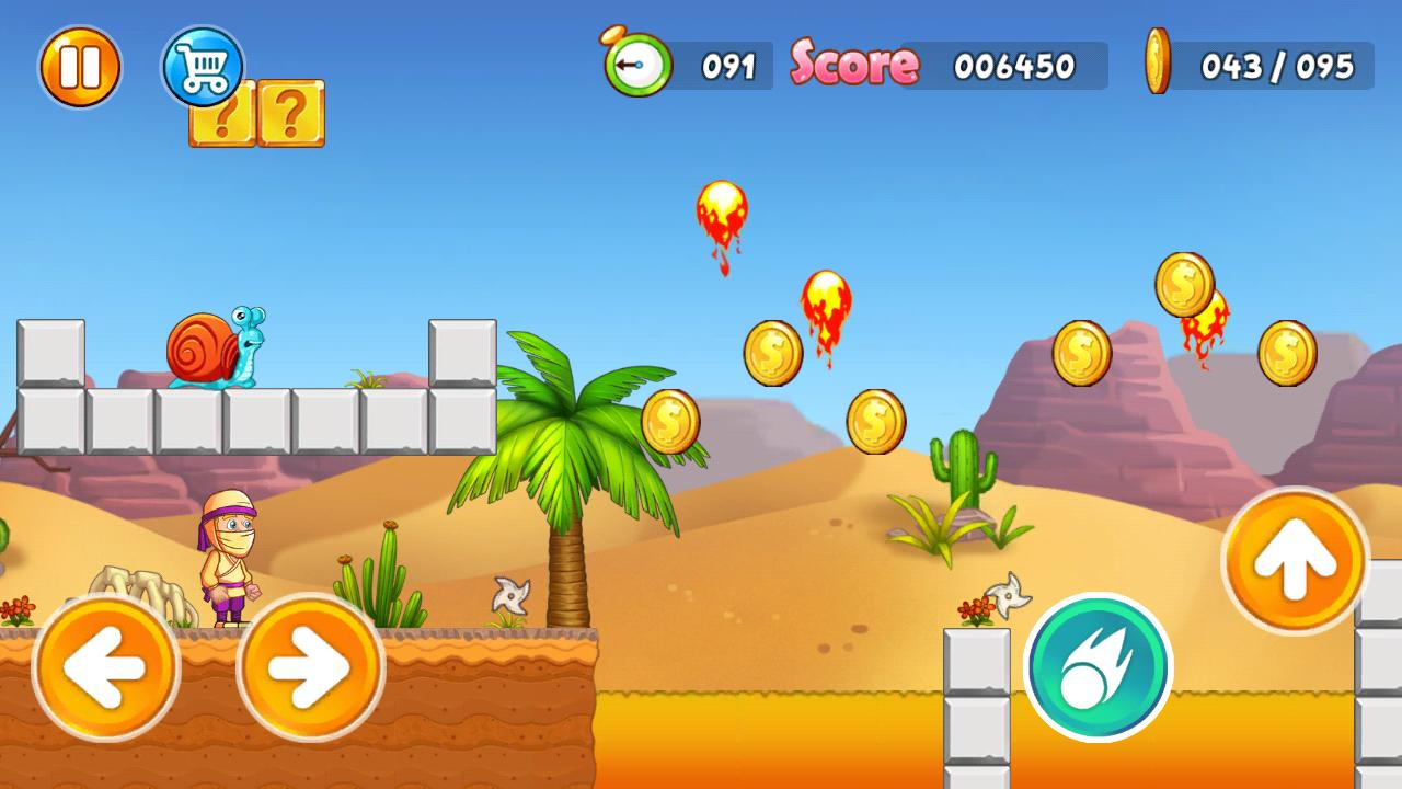Super Jake's Adventure – Jump & Run! 1.6.3 Screenshot 4