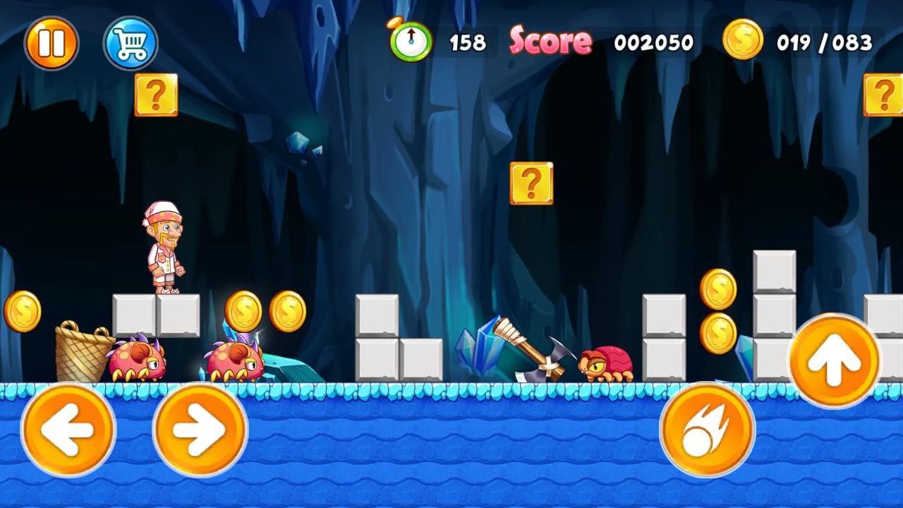 Super Jake's Adventure – Jump & Run! 1.6.3 Screenshot 5