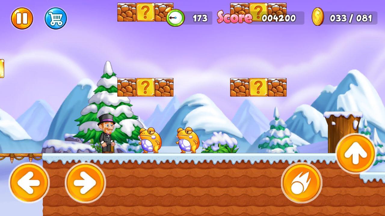 Super Jake's Adventure – Jump & Run! 1.6.3 Screenshot 9