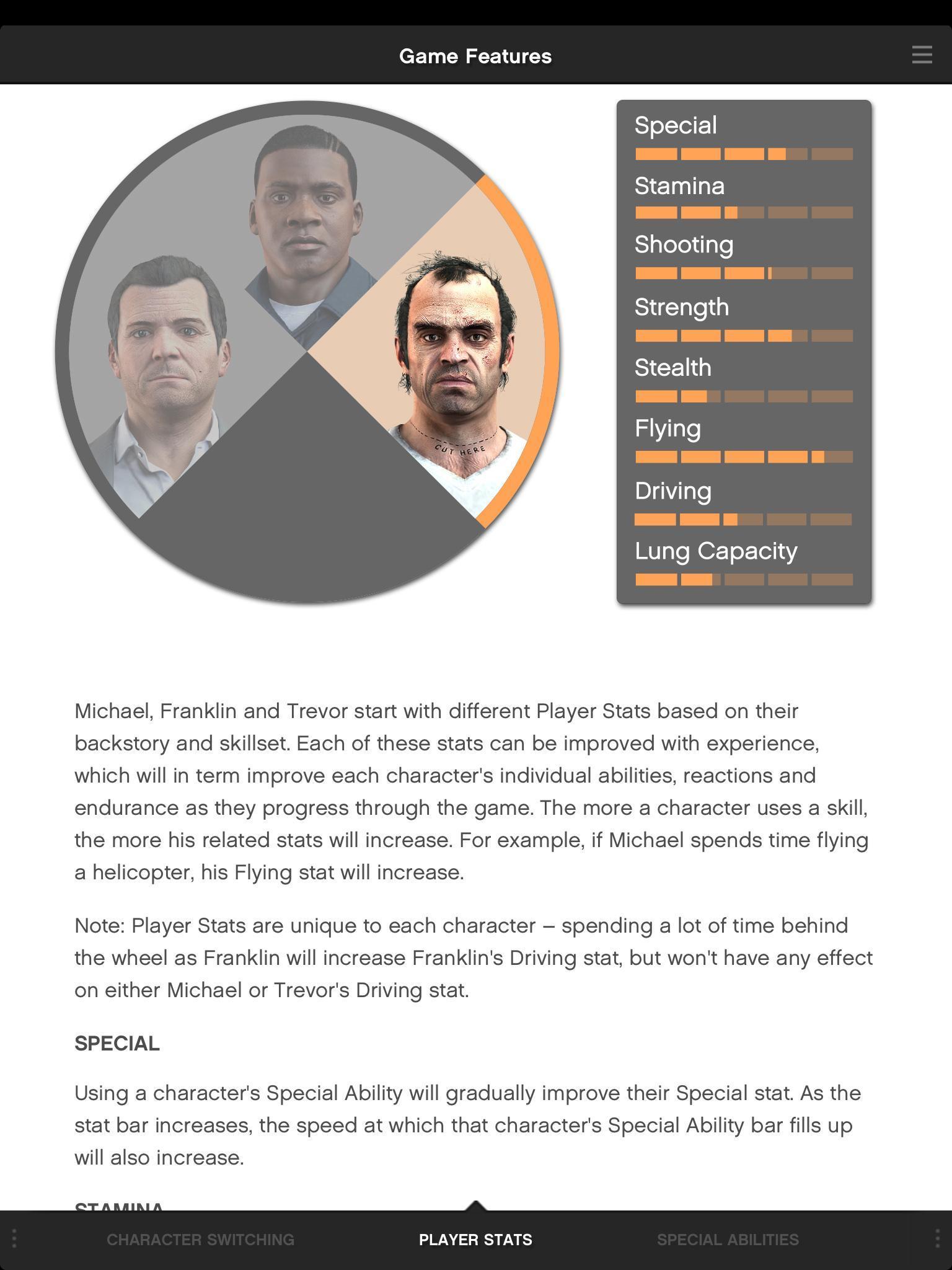 Grand Theft Auto V: The Manual 5.0.12 Screenshot 4