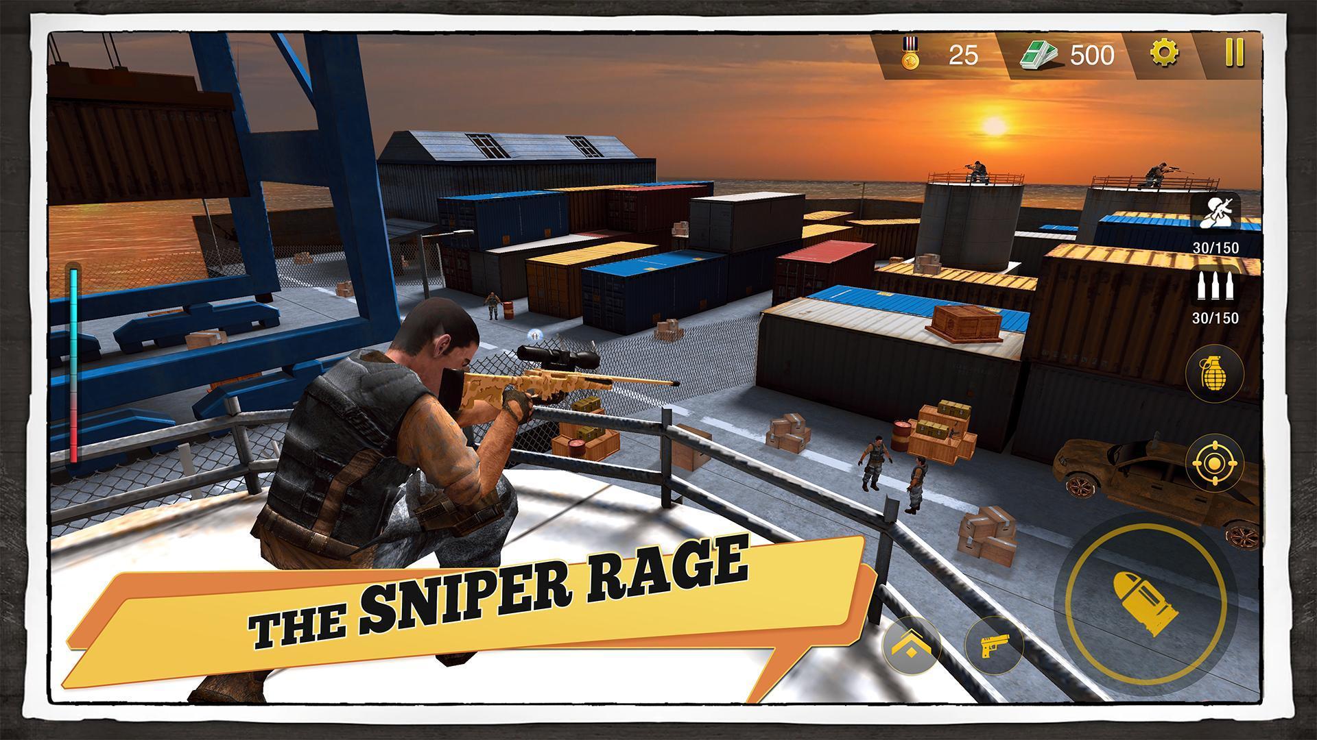 Yalghaar Delta IGI Commando Adventure Mobile Game 3.4 Screenshot 14