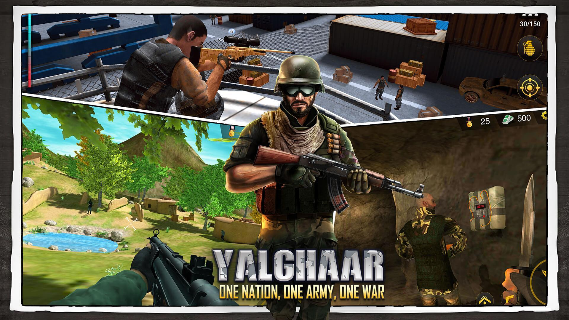 Yalghaar Delta IGI Commando Adventure Mobile Game 3.4 Screenshot 15