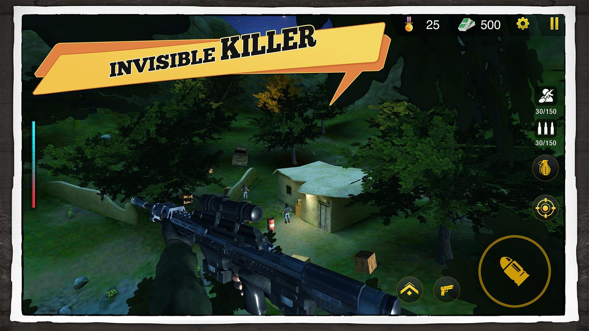 Yalghaar Delta IGI Commando Adventure Mobile Game 3.4 Screenshot 24