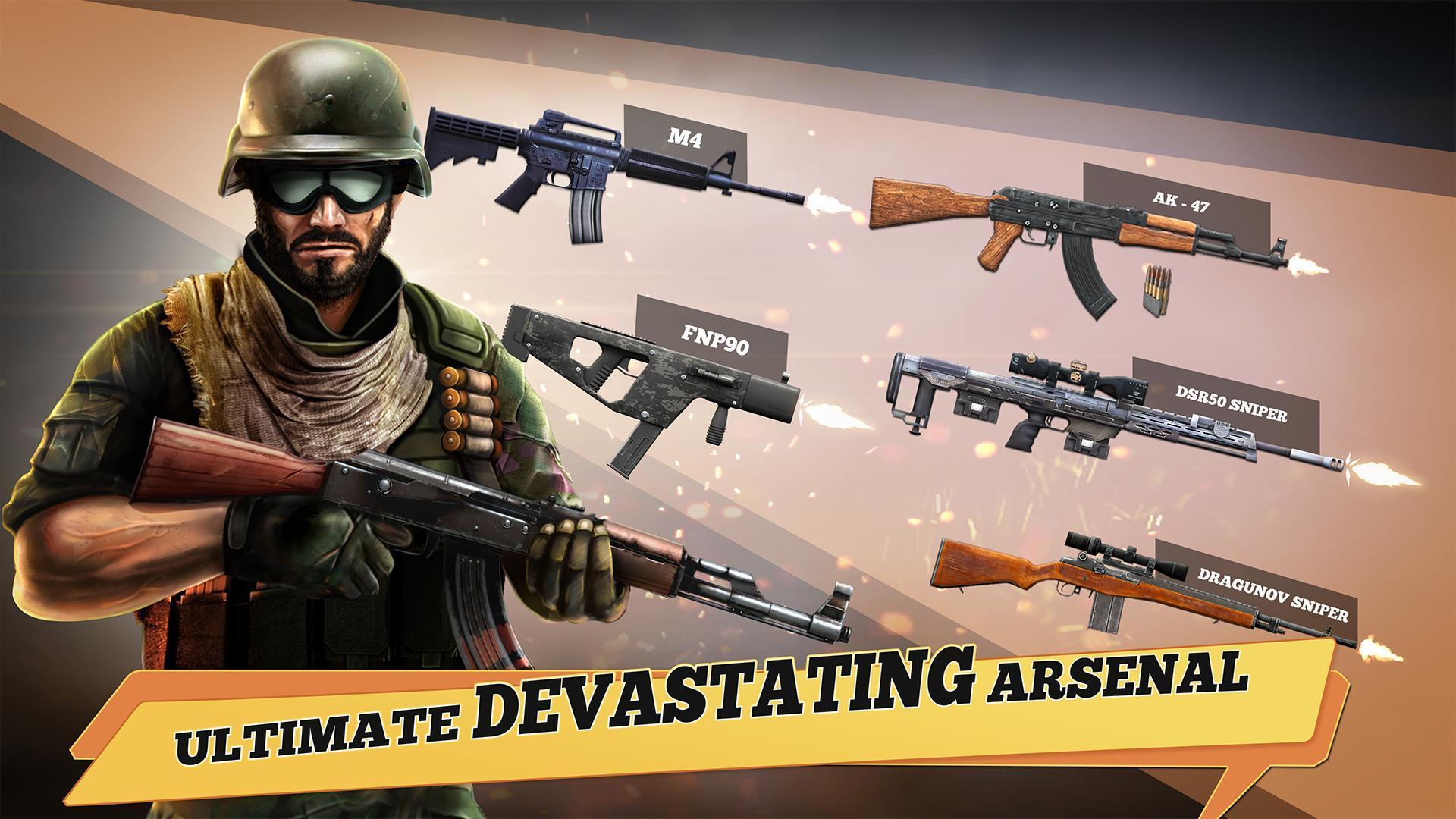 Yalghaar Delta IGI Commando Adventure Mobile Game 3.4 Screenshot 4
