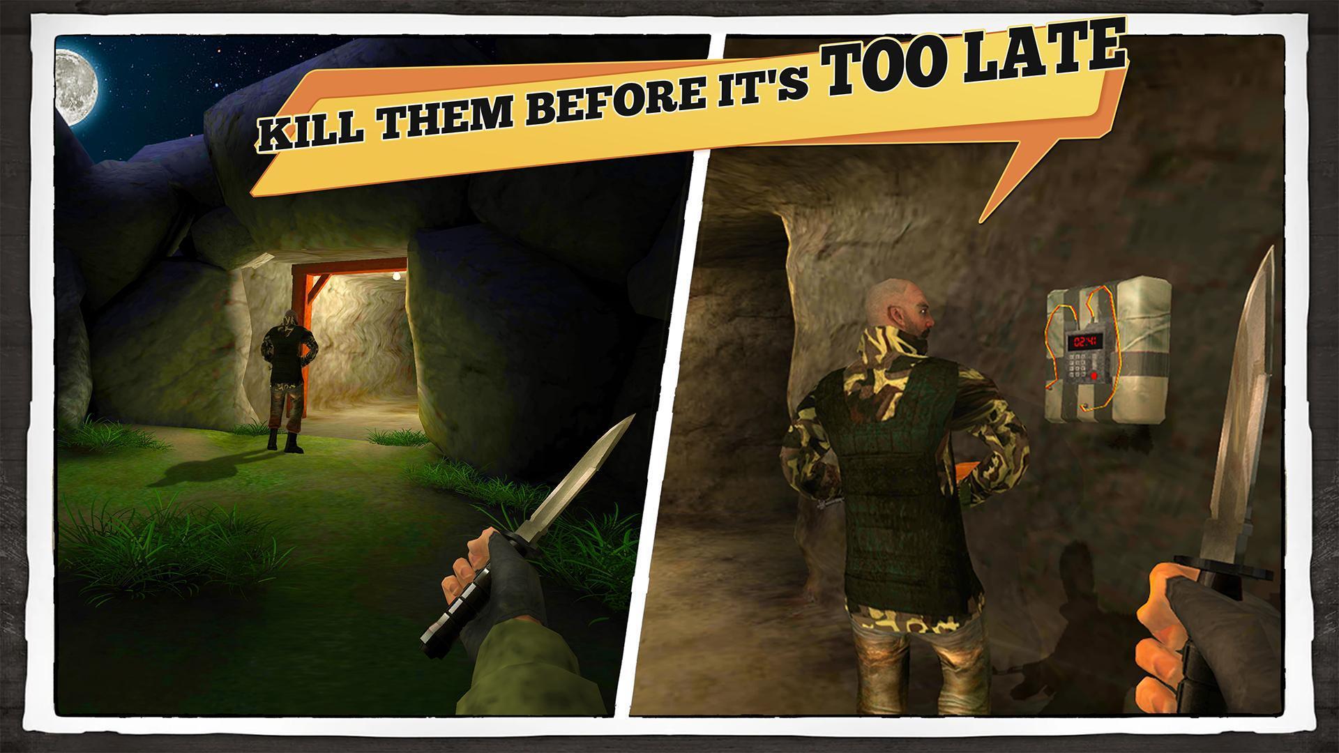 Yalghaar Delta IGI Commando Adventure Mobile Game 3.4 Screenshot 5