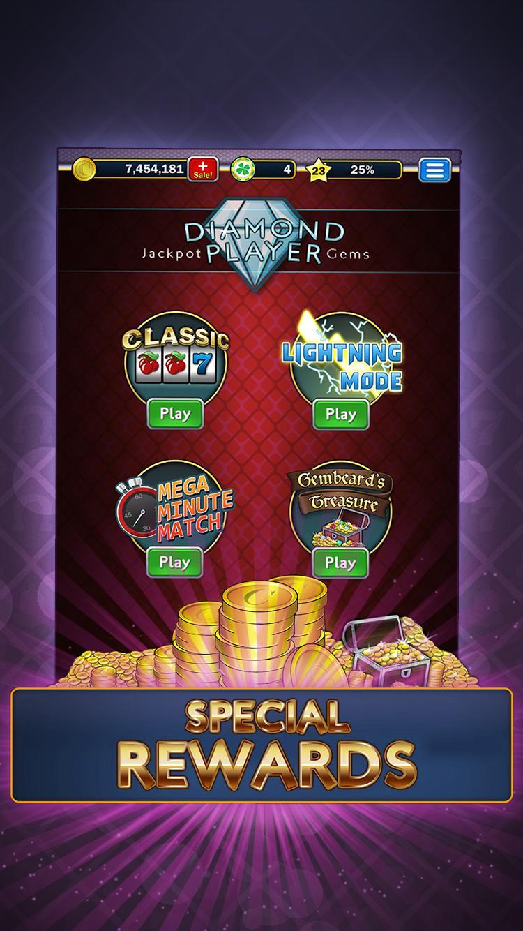 Jackpot Gems 1.9.2 Screenshot 4