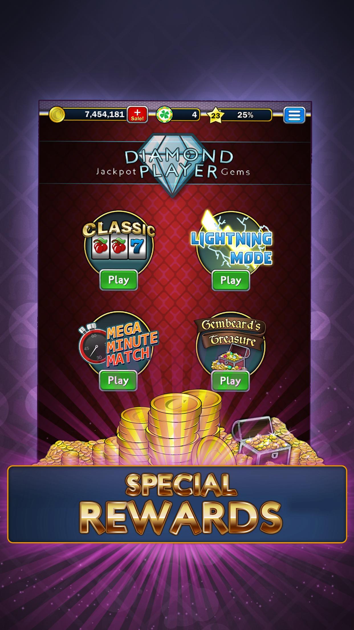 Jackpot Gems 1.9.2 Screenshot 9