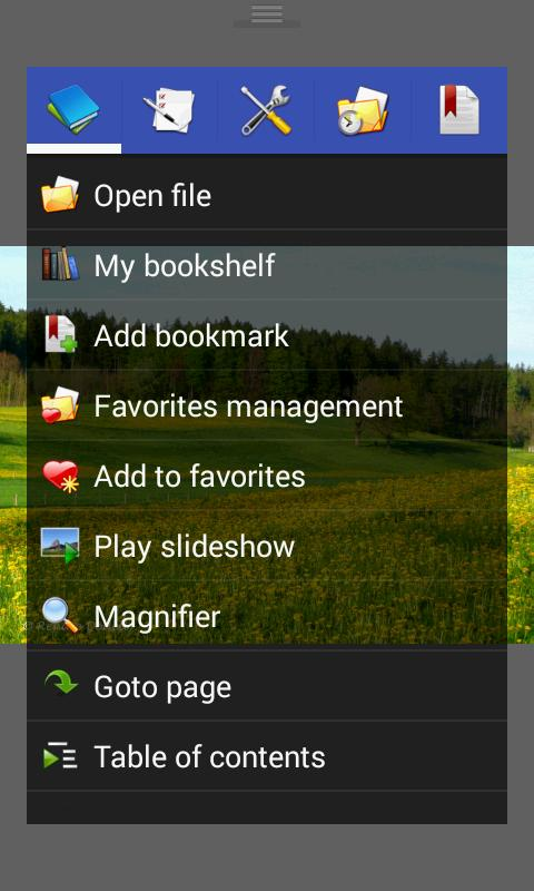 Perfect Viewer 4.5.1.2 Screenshot 4