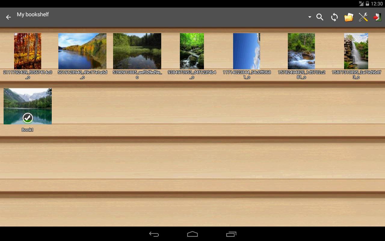 Perfect Viewer 4.5.1.2 Screenshot 9