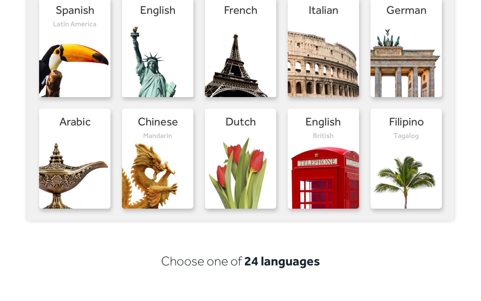 Rosetta Stone Learn Languages 5.7.2 Screenshot 14