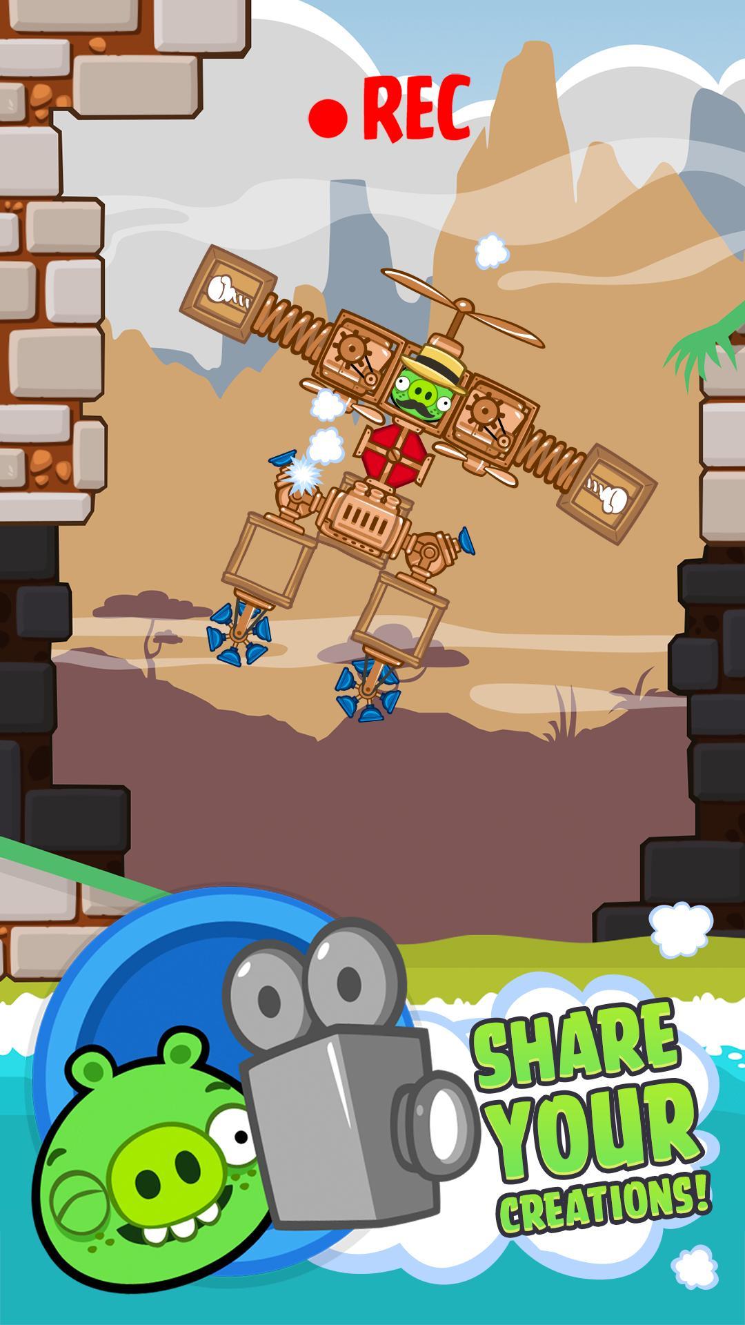 Bad Piggies 2.3.8 Screenshot 10