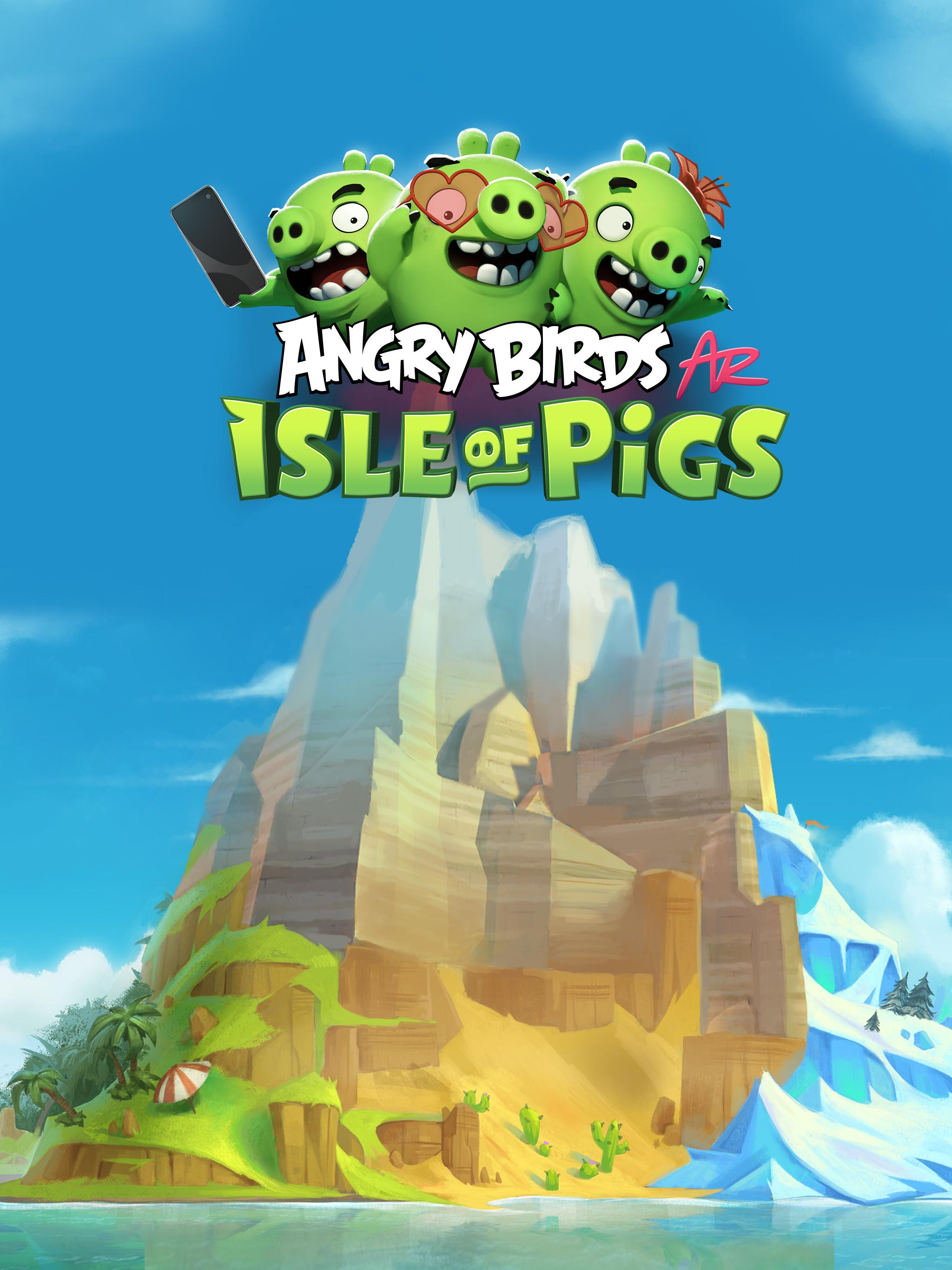 Angry Birds AR: Isle of Pigs 1.1.2.57453 Screenshot 12