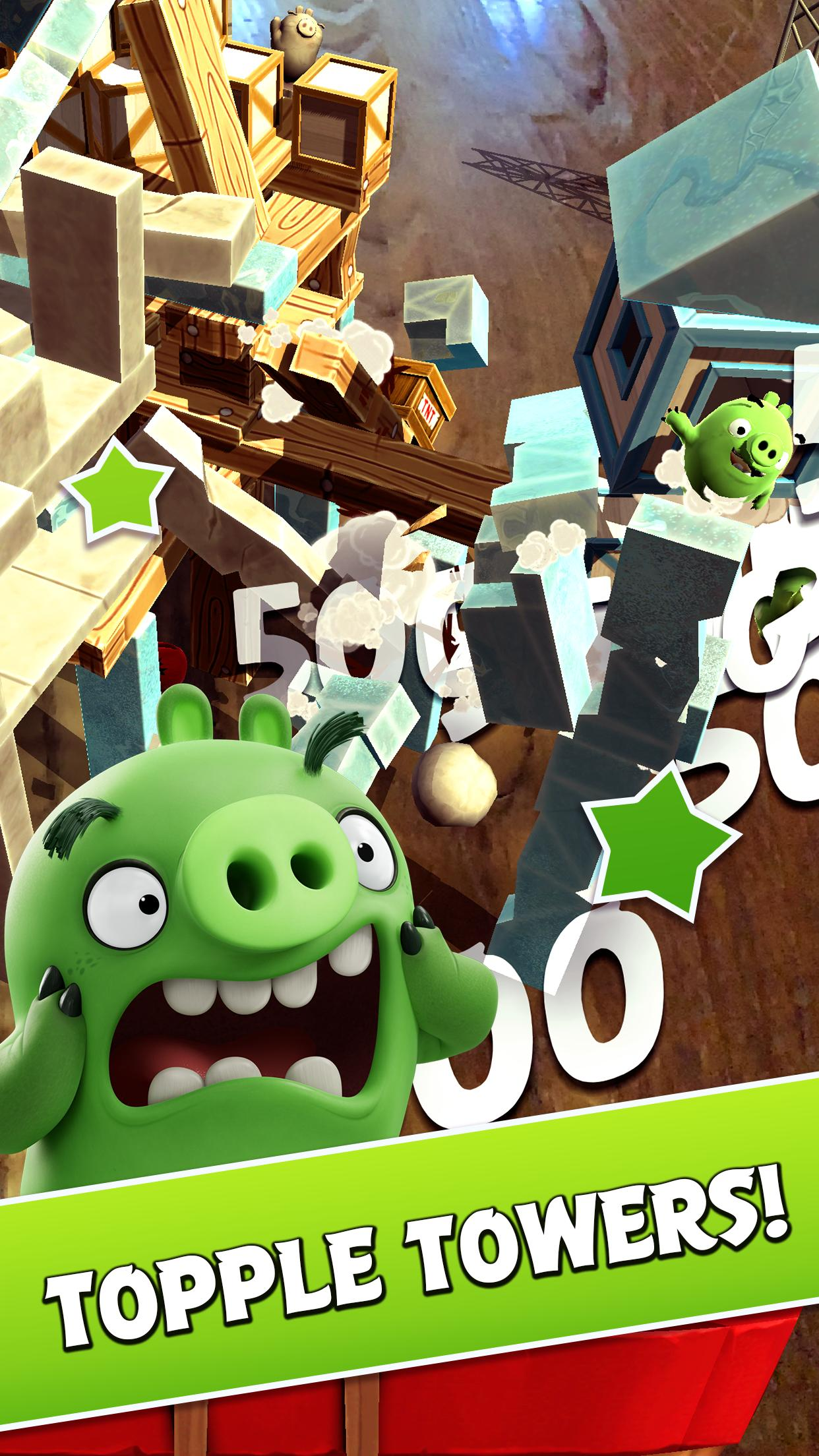 Angry Birds AR: Isle of Pigs 1.1.2.57453 Screenshot 4